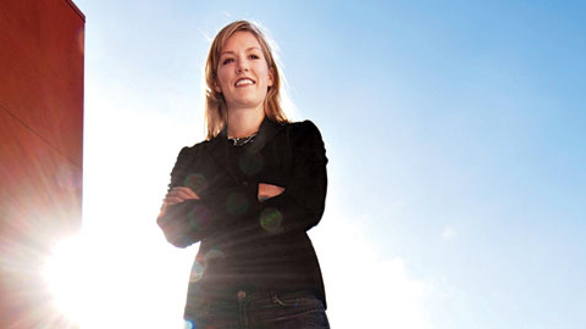 Investors have placed a $485 million bet on Lynn Jurich.