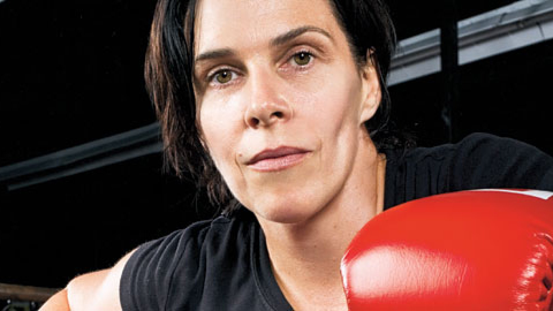 <strong>BORN FIGHTER:</strong> Barbara Lynch came up rough, and she still likes to hit.