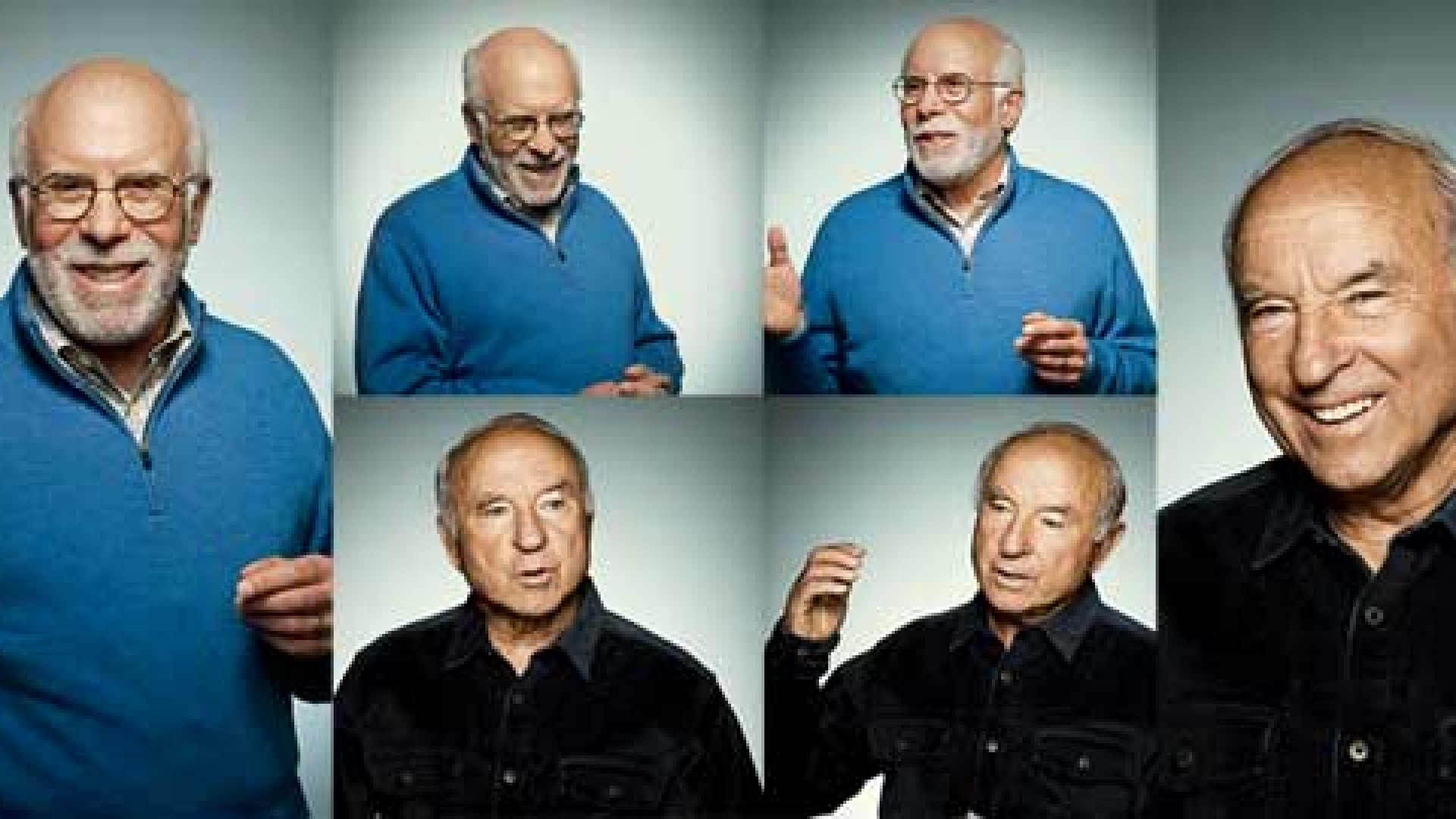 <strong>How It Works</strong>Yvon Chouinard (far right) and Ken Lehman (far left)