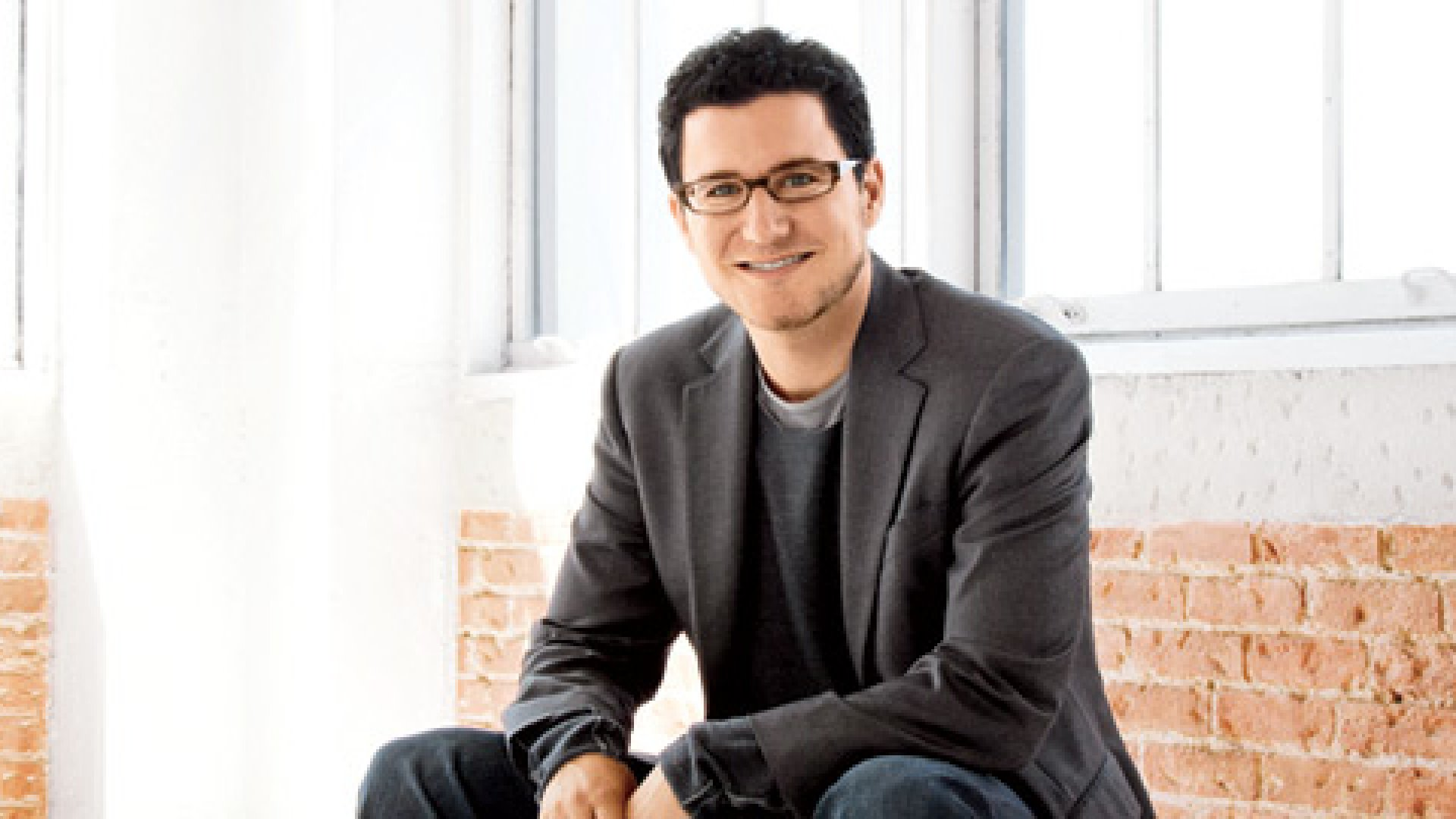<strong>Mr. Lean</strong> Eric Ries says entrepreneurs should treat start-ups like experiments.