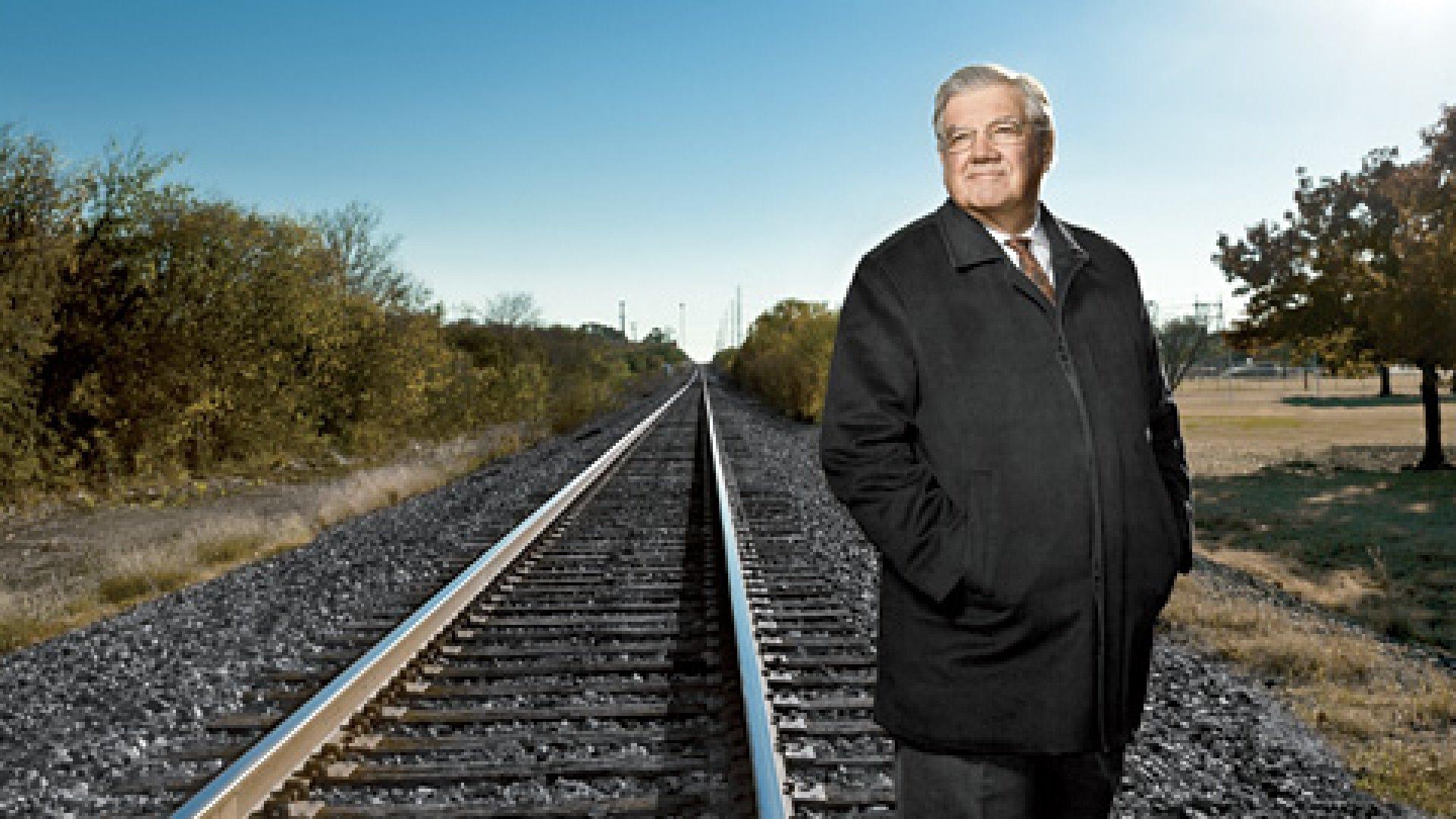 Bruce Flohr, founder of RailTex