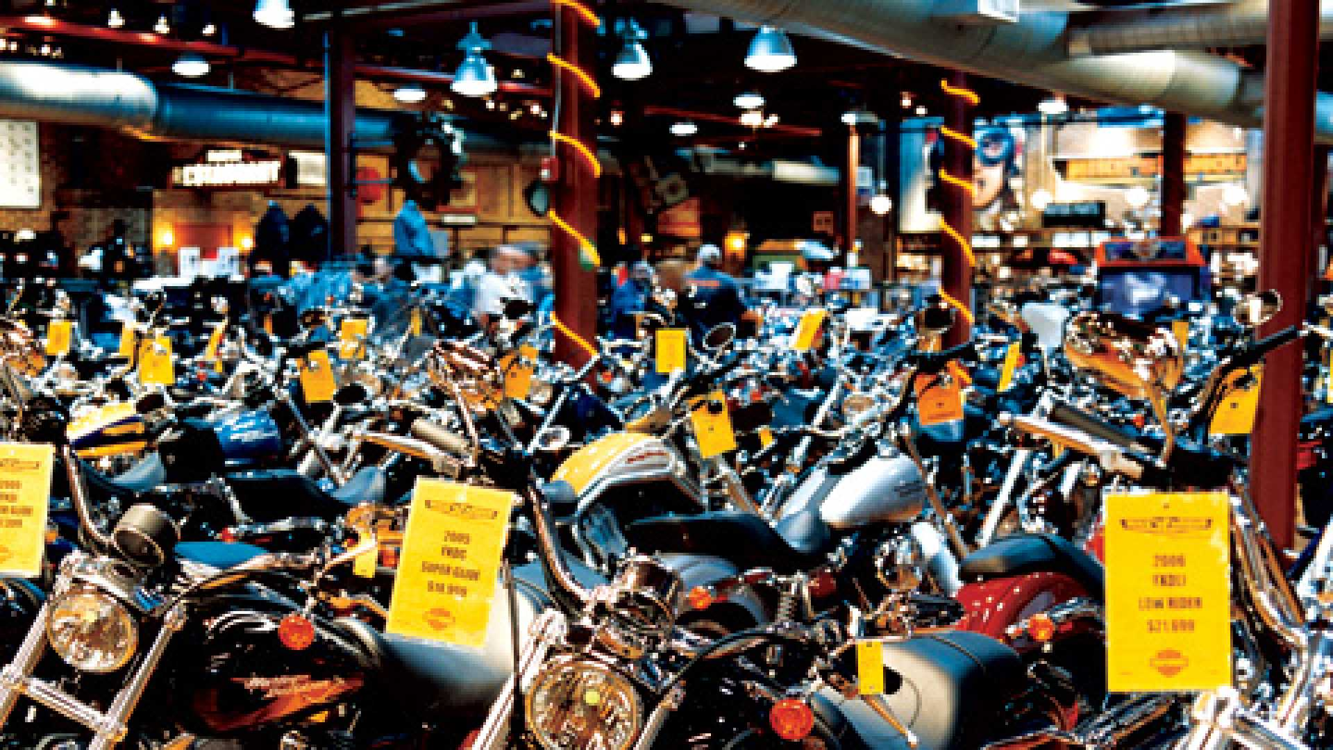 <strong>Gone in 60 Seconds</strong> When Mike Schwartz  took over, his Harley dealership was moving just 153 bikes a year. Now it sells 1,700 annually.