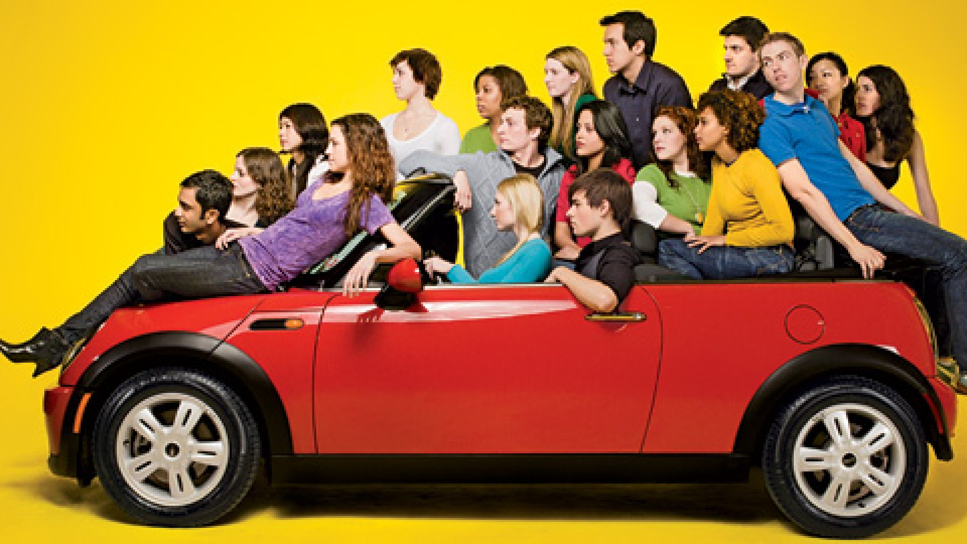 <strong>CLIMB ON IN: </strong>Most companies won't rent to the under-21 set. Zipcar's approach? No problem.