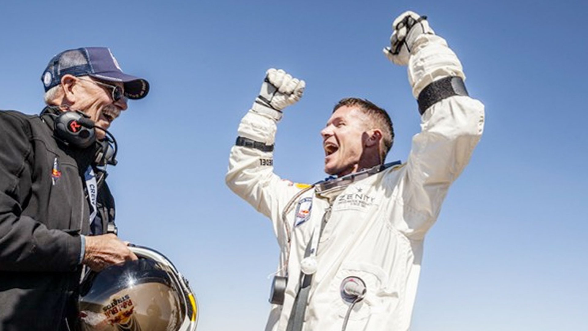 Meet Companies Behind That Historic Space Jump