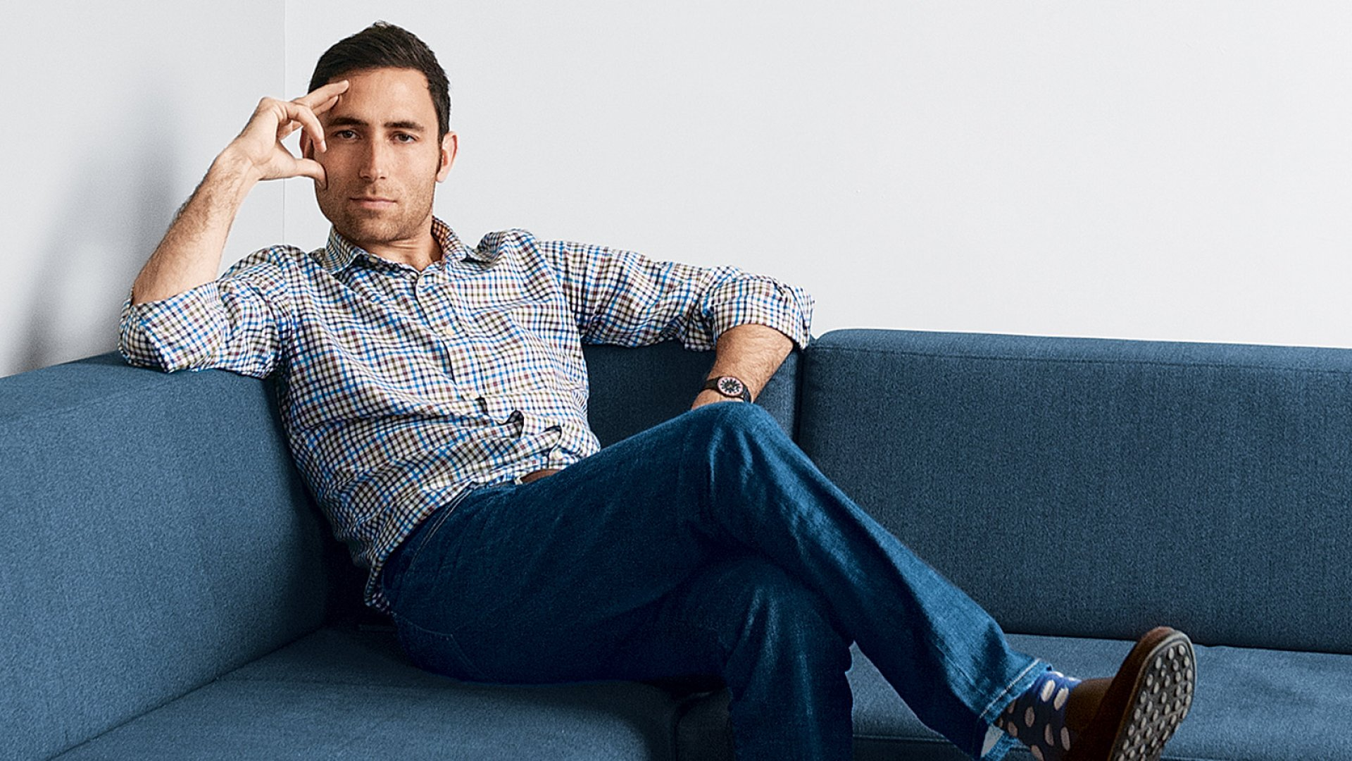 <b>BENCHMARKS</b><br> Scott Belsky sold Behance for a reported $150 million. The Behance community is still growing.