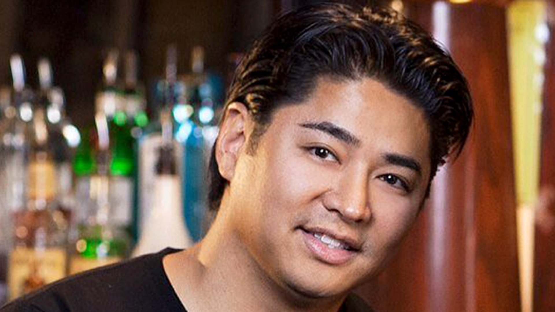 Breathometer founder Charles Michael Yim