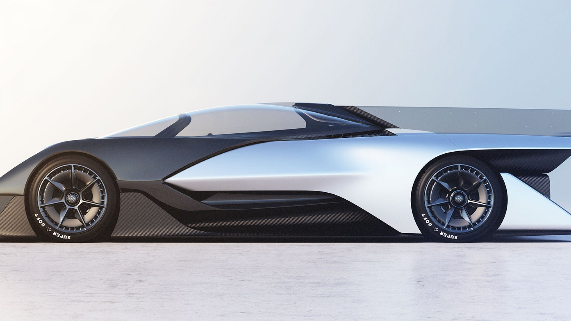 Tesla Has a New Rival--and It Looks Like the Batmobile