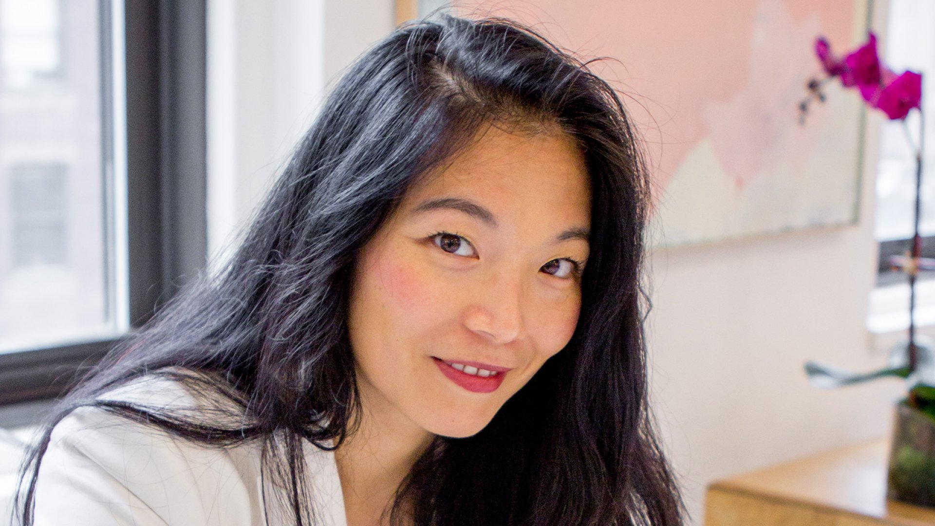 Georgene Huang, CEO of Fairygodboss.com.