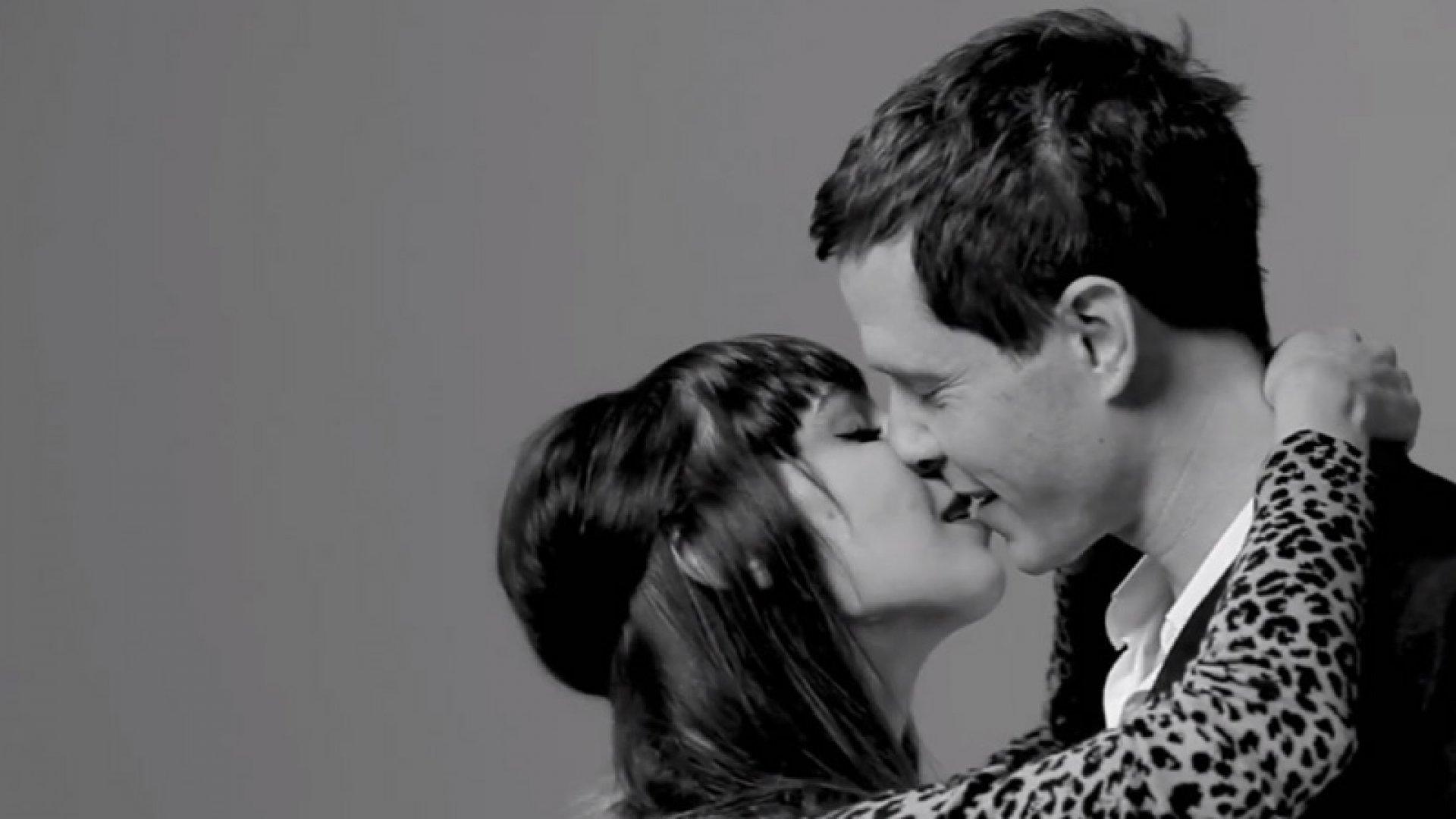 When Strangers Kiss, Do Marketers Win?