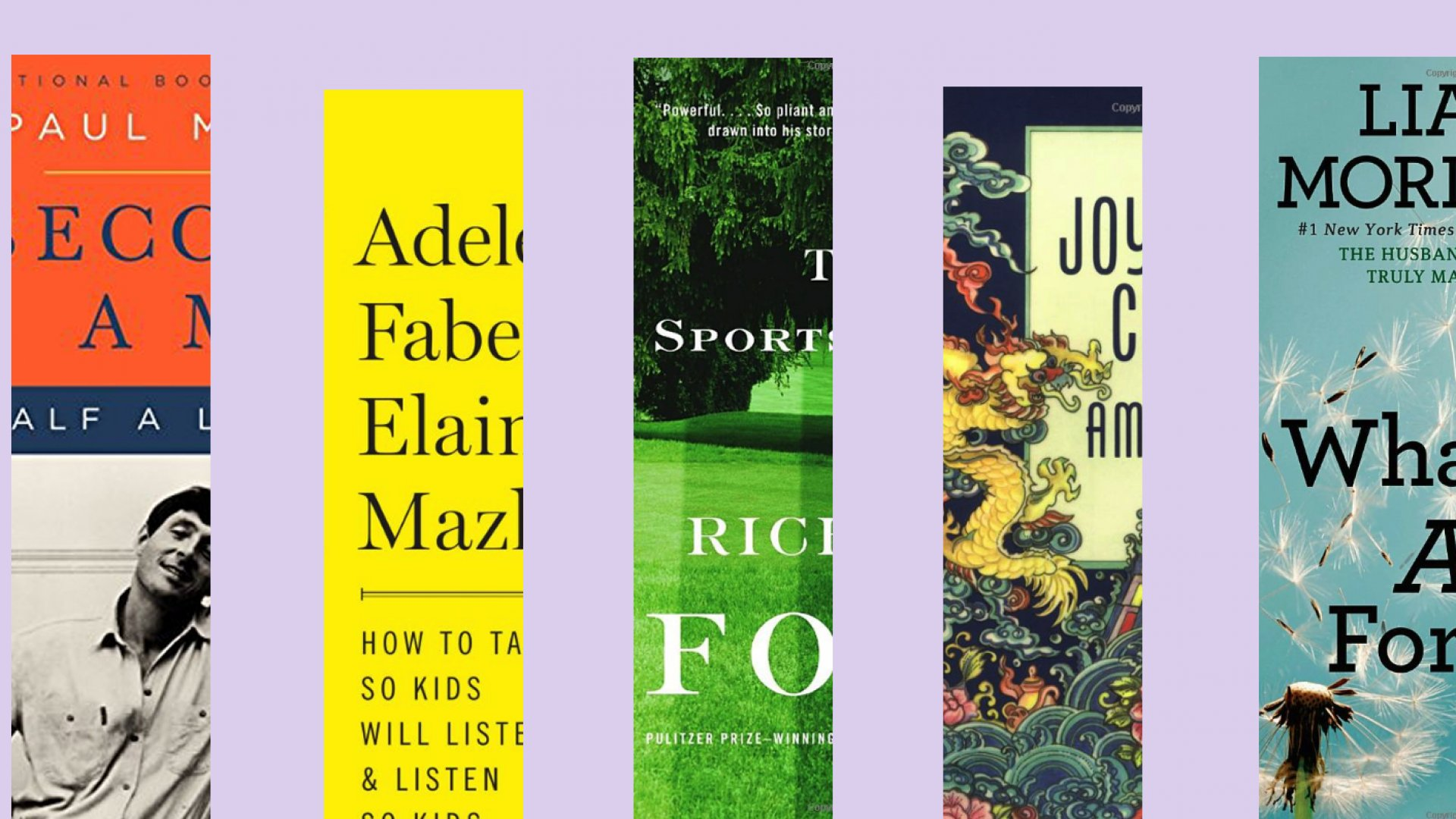 5 Books Everyone Should Read in Their 30s