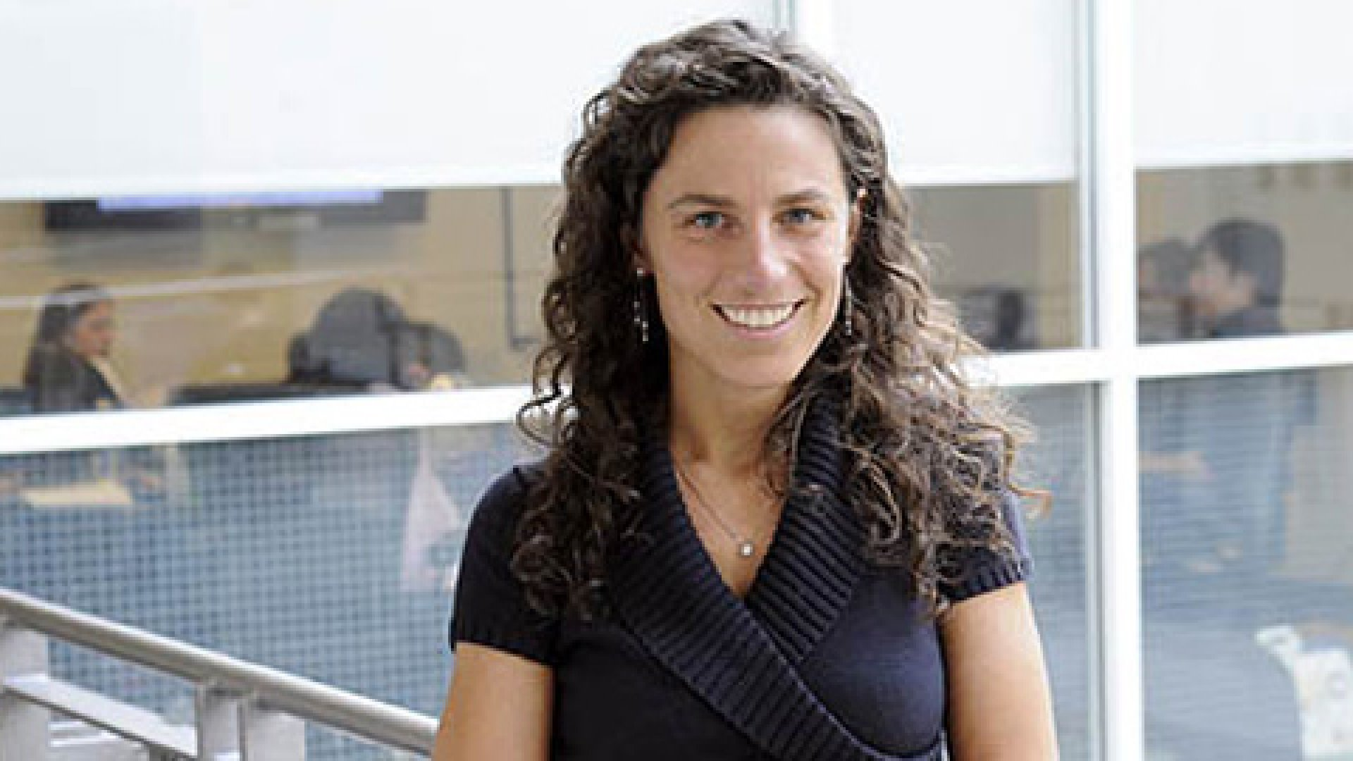 Francesca Gino, a psychologist, Harvard Business School professor, and author of the new book, <em>Sidetracked</em>.