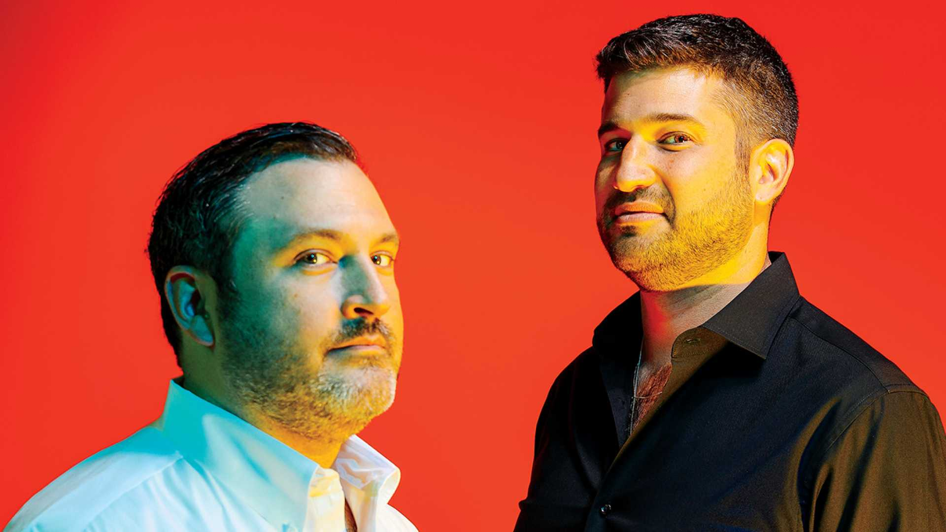 When Freestar co-founders Chris Stark (left) and David Freedman started their business, it was built on a very different idea than the one that ultimately landed them atop this year's Inc. 500.