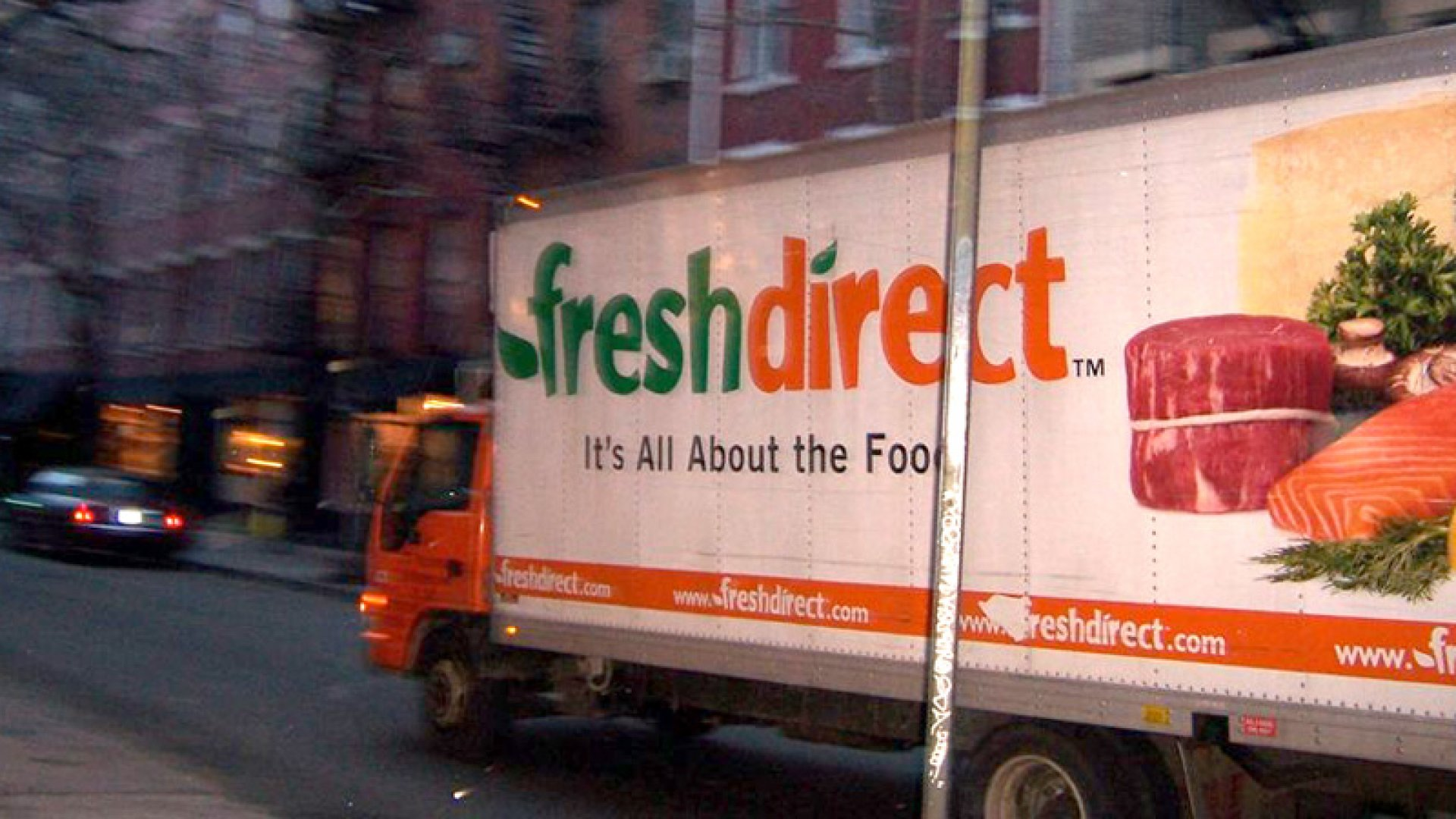 The Climate March and FreshDirect's Big Green Problem