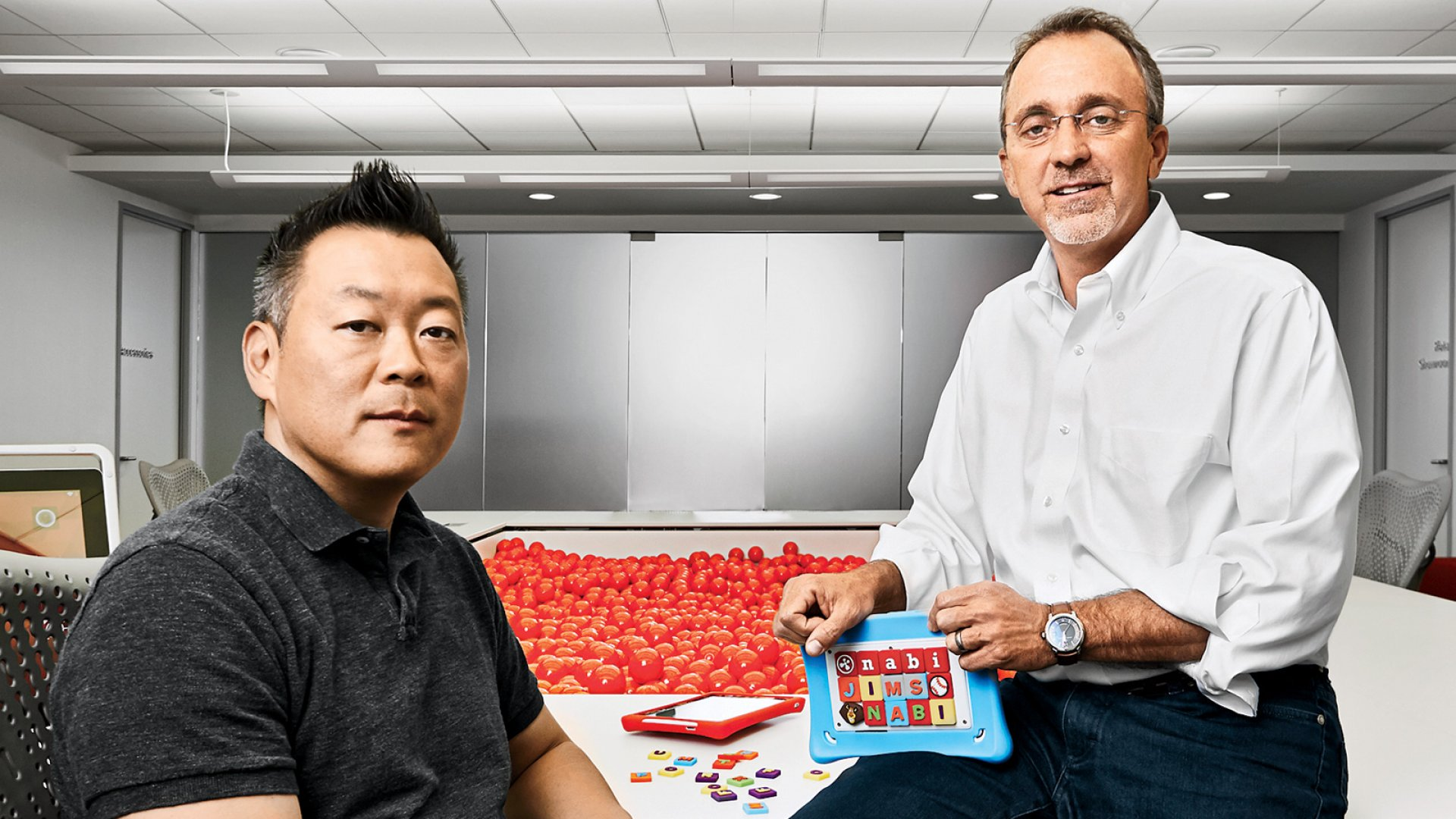 With CEO Jim Mitchell and co-founder Robb Fujioka running the show, Fuhu landed the title spot on the 2014 list of the fastest growing private U.S. companies.