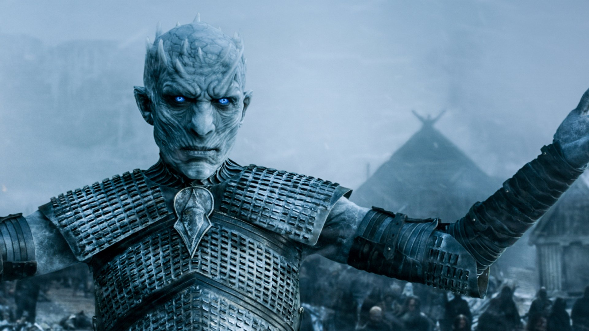 Game of Thrones Ice King.