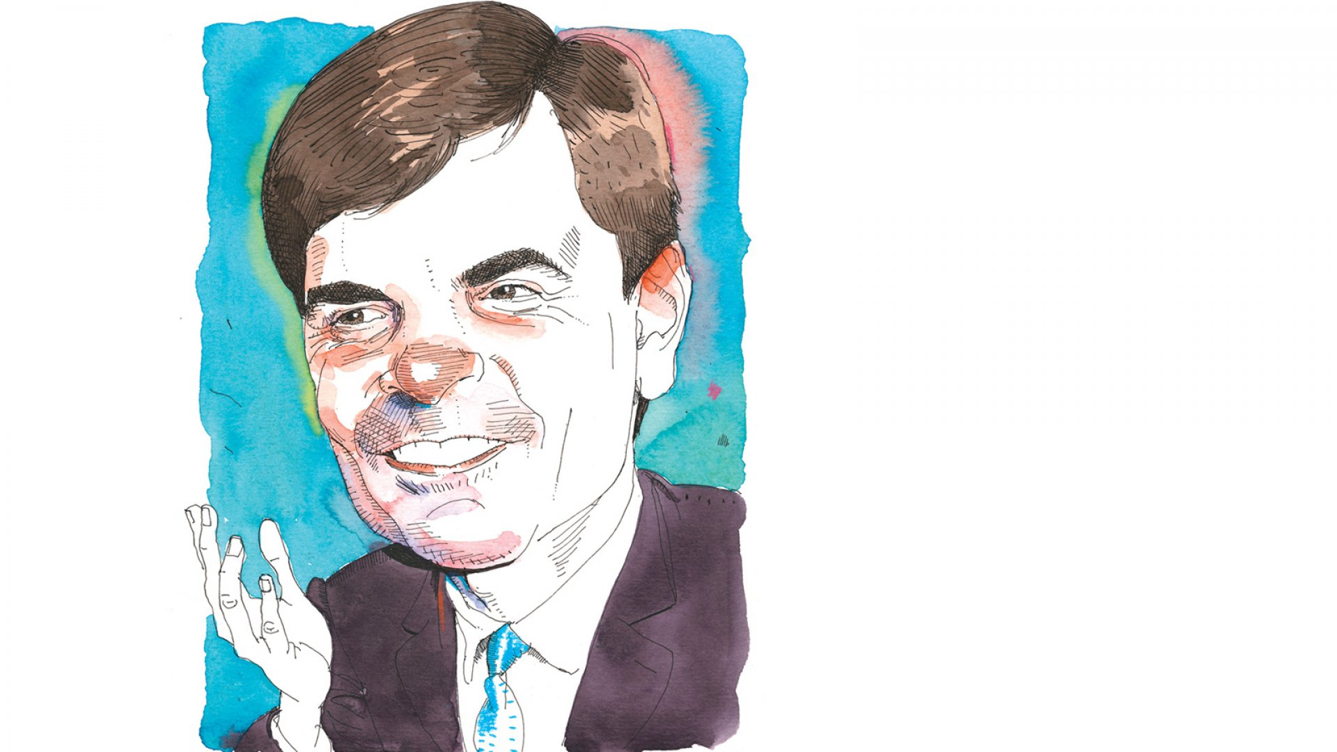 George Stephanopoulos on the Art of Conversation