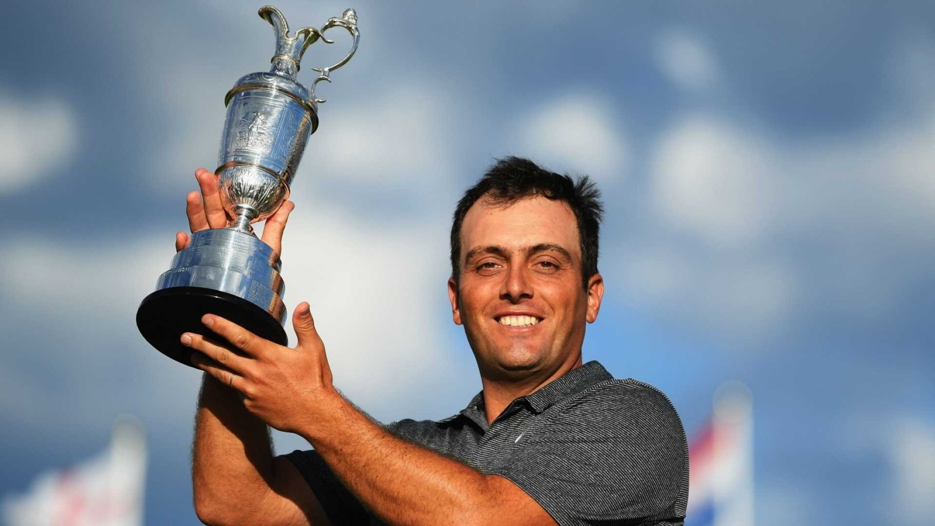 The British Open Champion's 'Performance Coach' Just Revealed the Key to Thriving Under Pressure