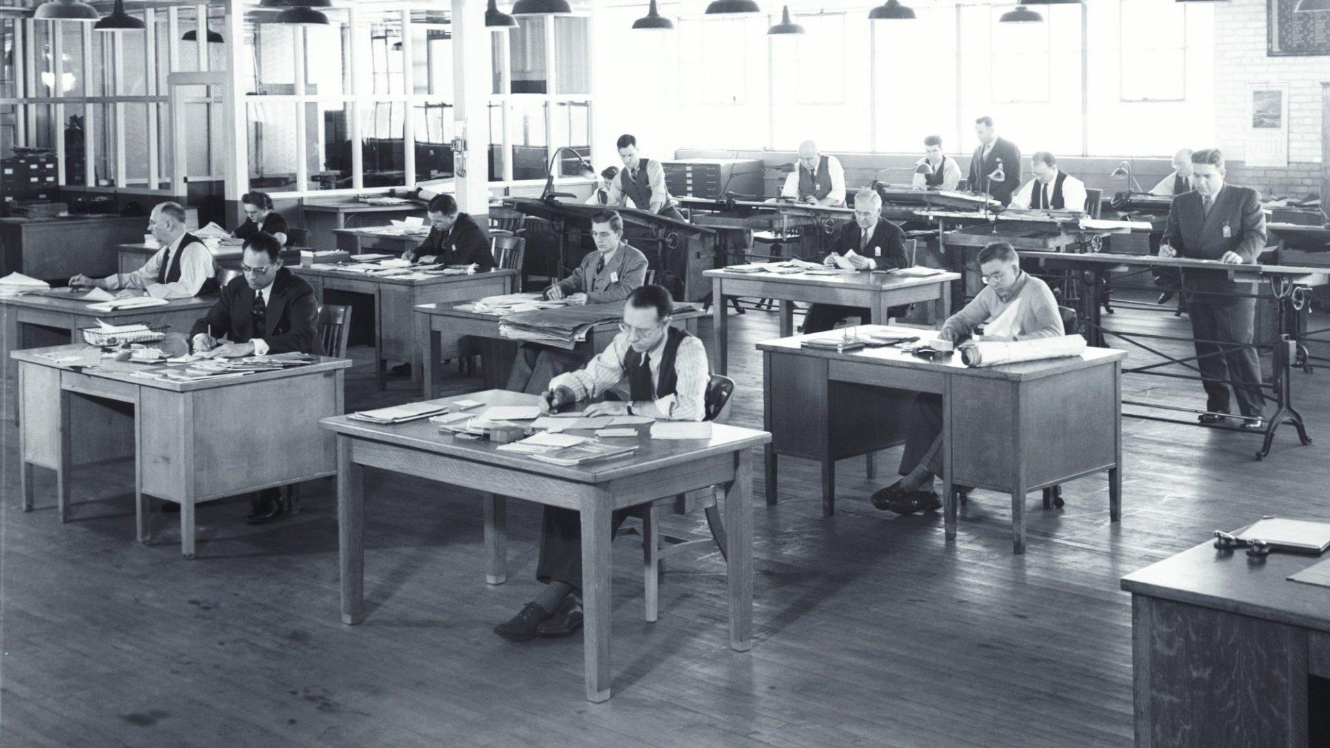 How Open Plan Offices Kill Creativity