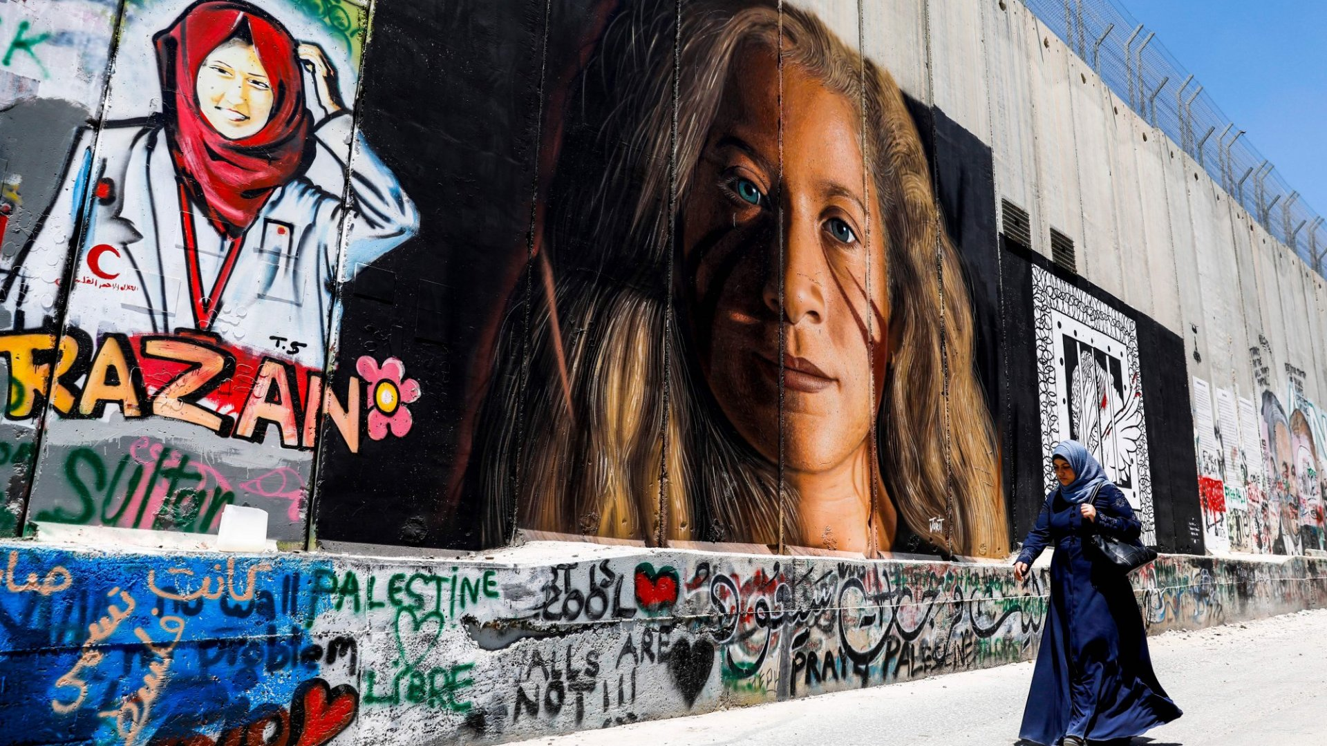 What 17-Year-Old Activist Ahed Tamimi's Jail Sentence Can Teach You About Perseverance