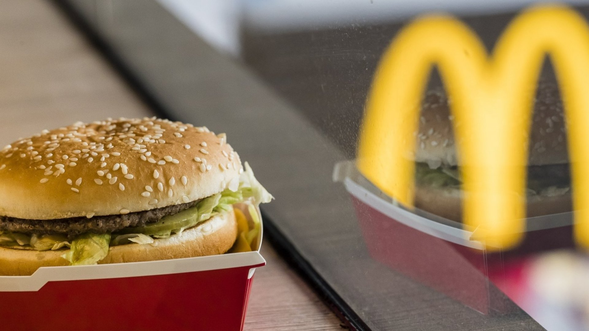Police Arrested a Man in a McDonald's Parking Lot. What the McDonald's Staff Did Next Was Extraordinary