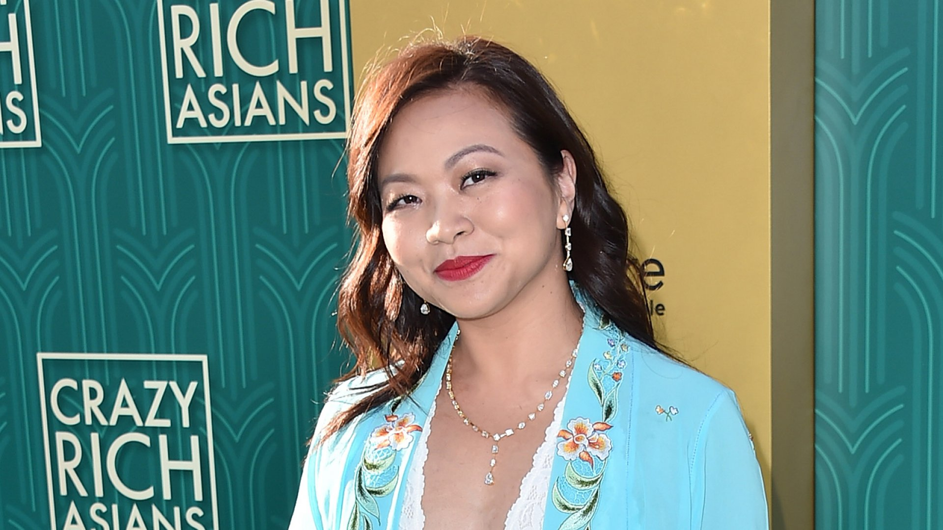 Screenwriter Adele Lim attends the premiere of Warner Bros. Pictures' 'Crazy Rich Asians.'
