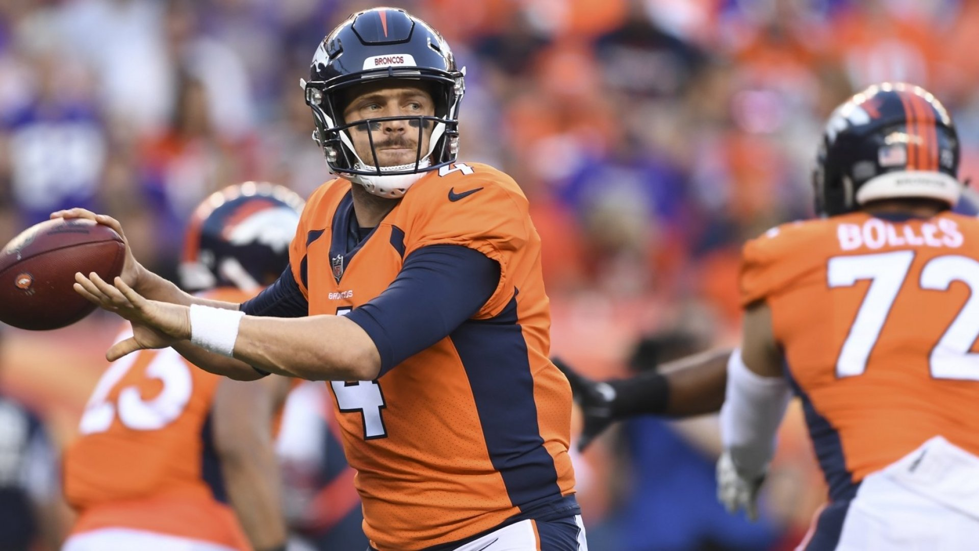 Denver Broncos QB Case Keenum on How to Overcome Adversity and Find Success