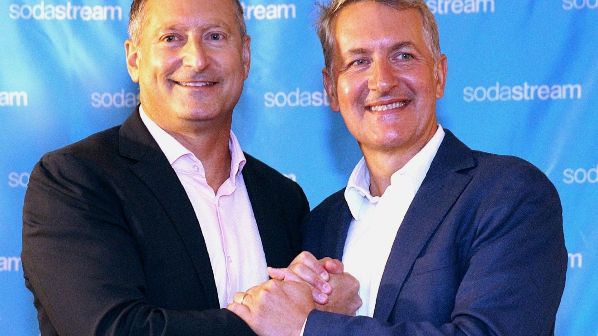 When Your Enemy Becomes Your Friend: The Love Story of SodaStream and Pepsi