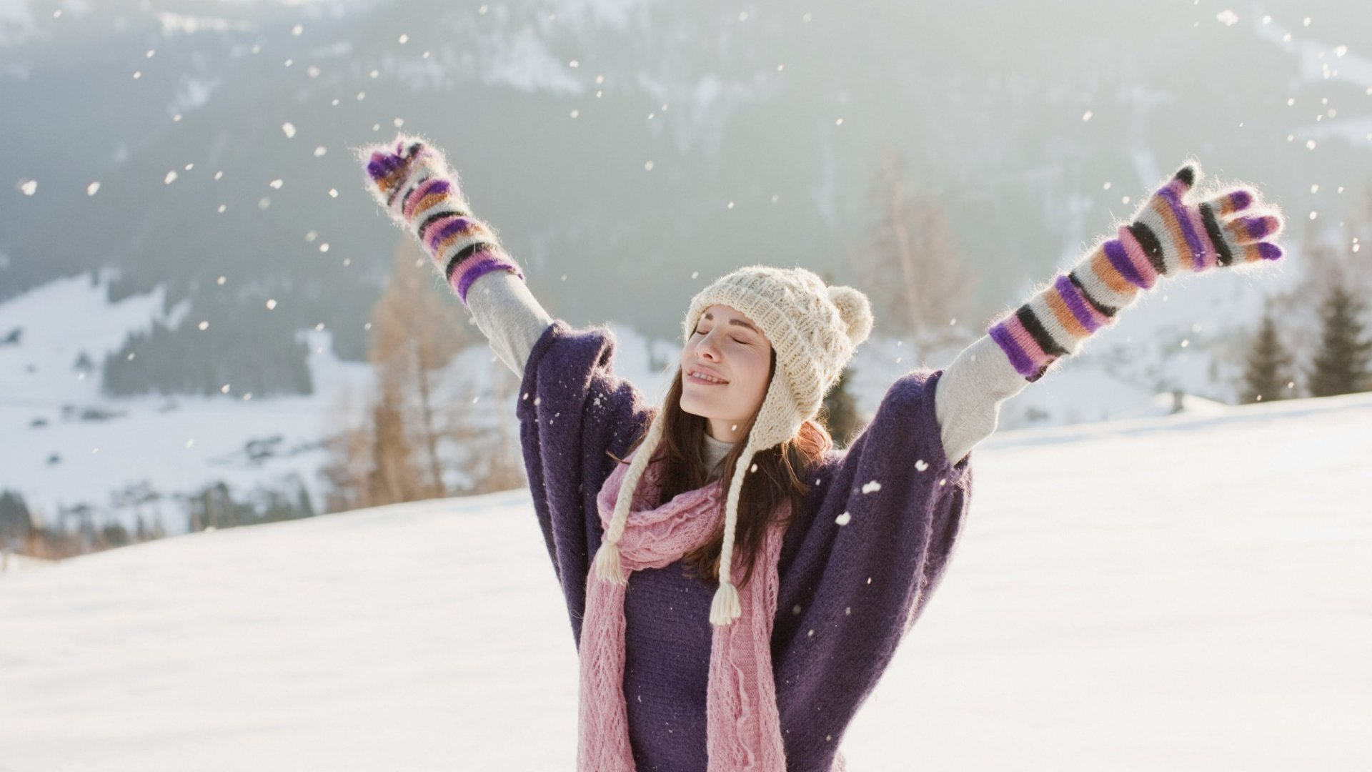 6 SurefireWays to Defeat Your Winter Blues and Make It to Spring