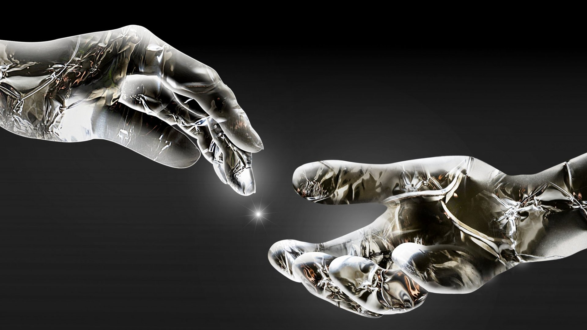 How can we foster trust between humans and AI?