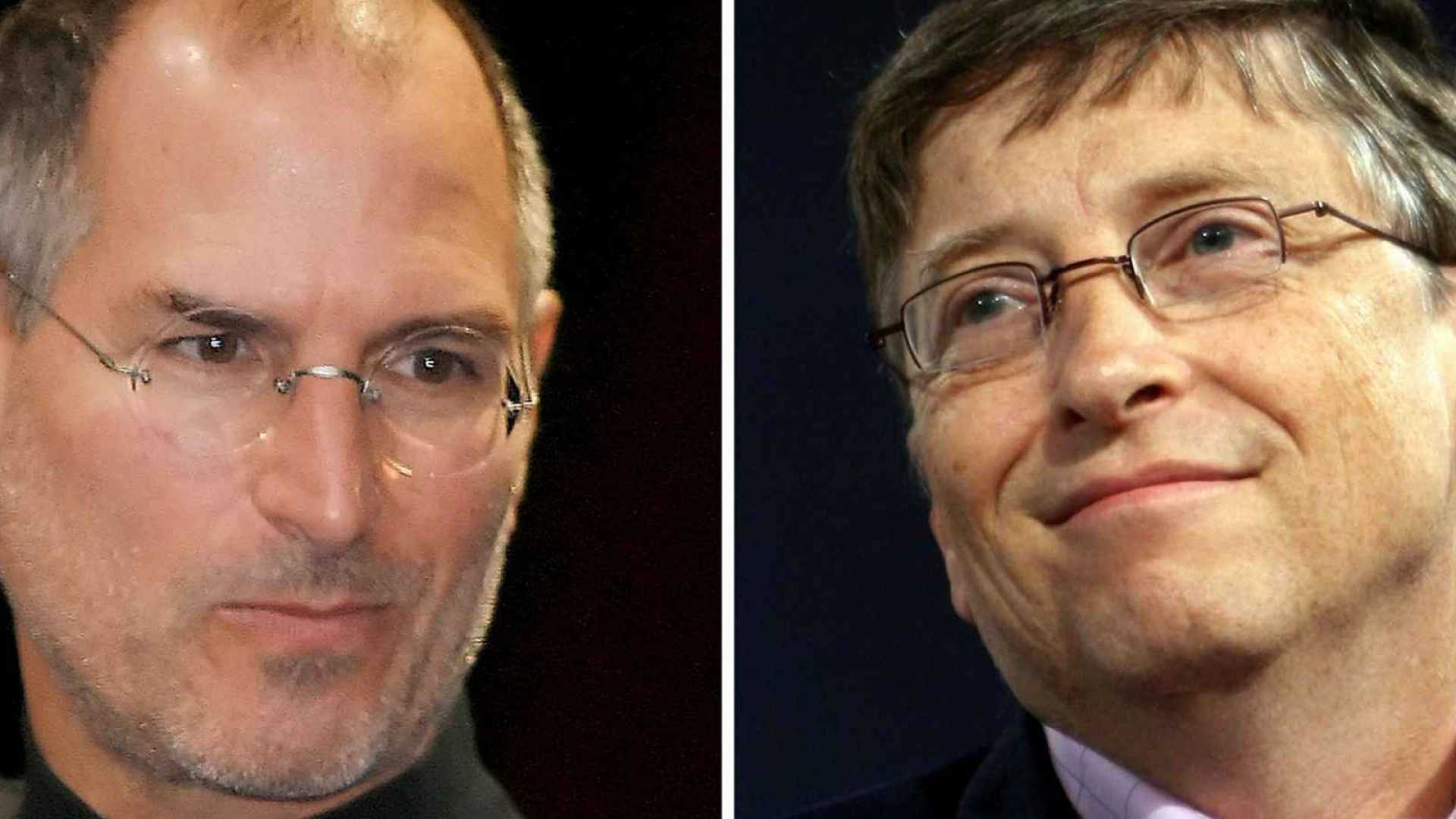 Steve Jobs Was From California. Bill Gates Is From Washington. Here's How You Can Tell