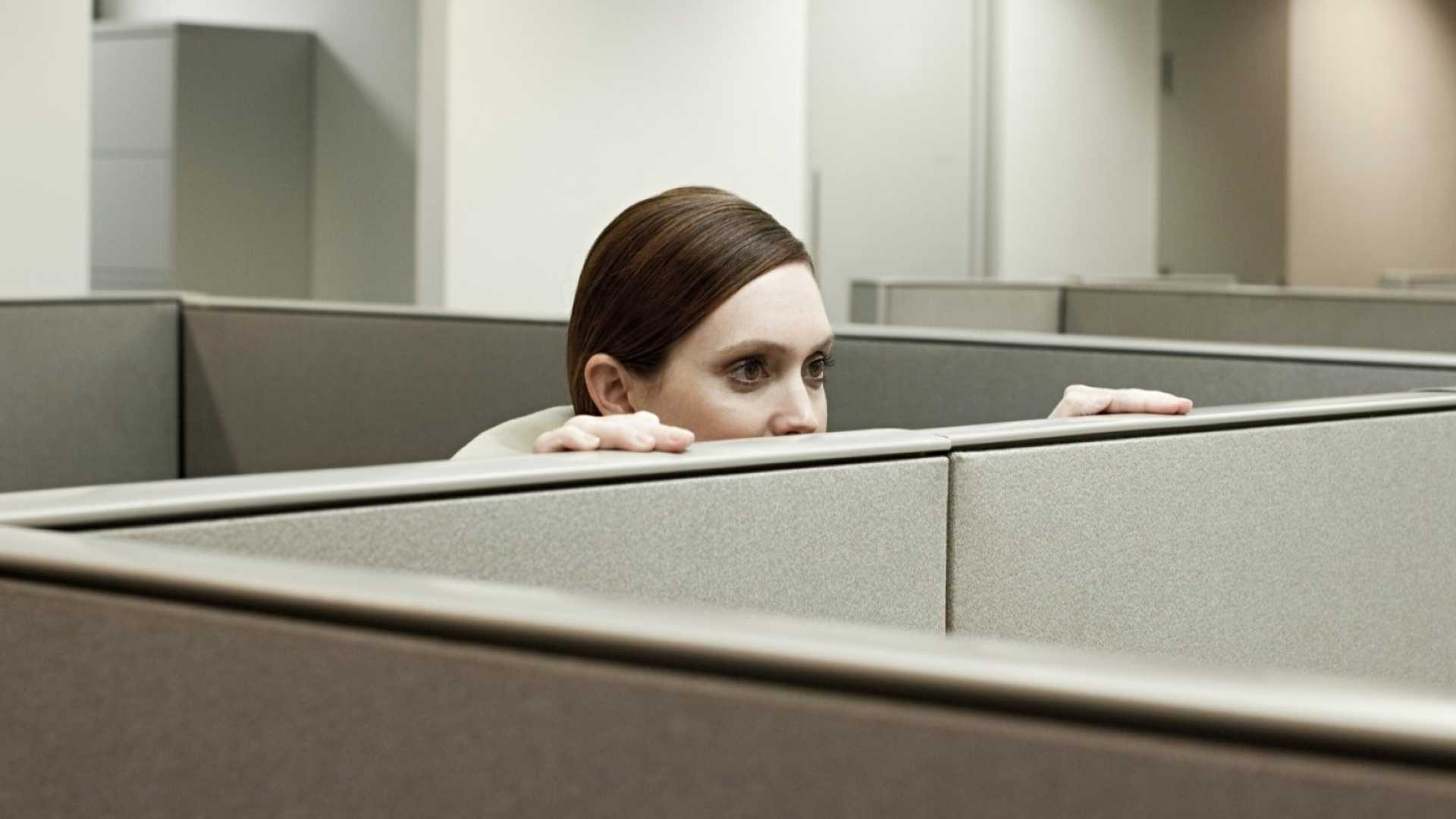 17 Incredibly Scary Things People Hear at Work