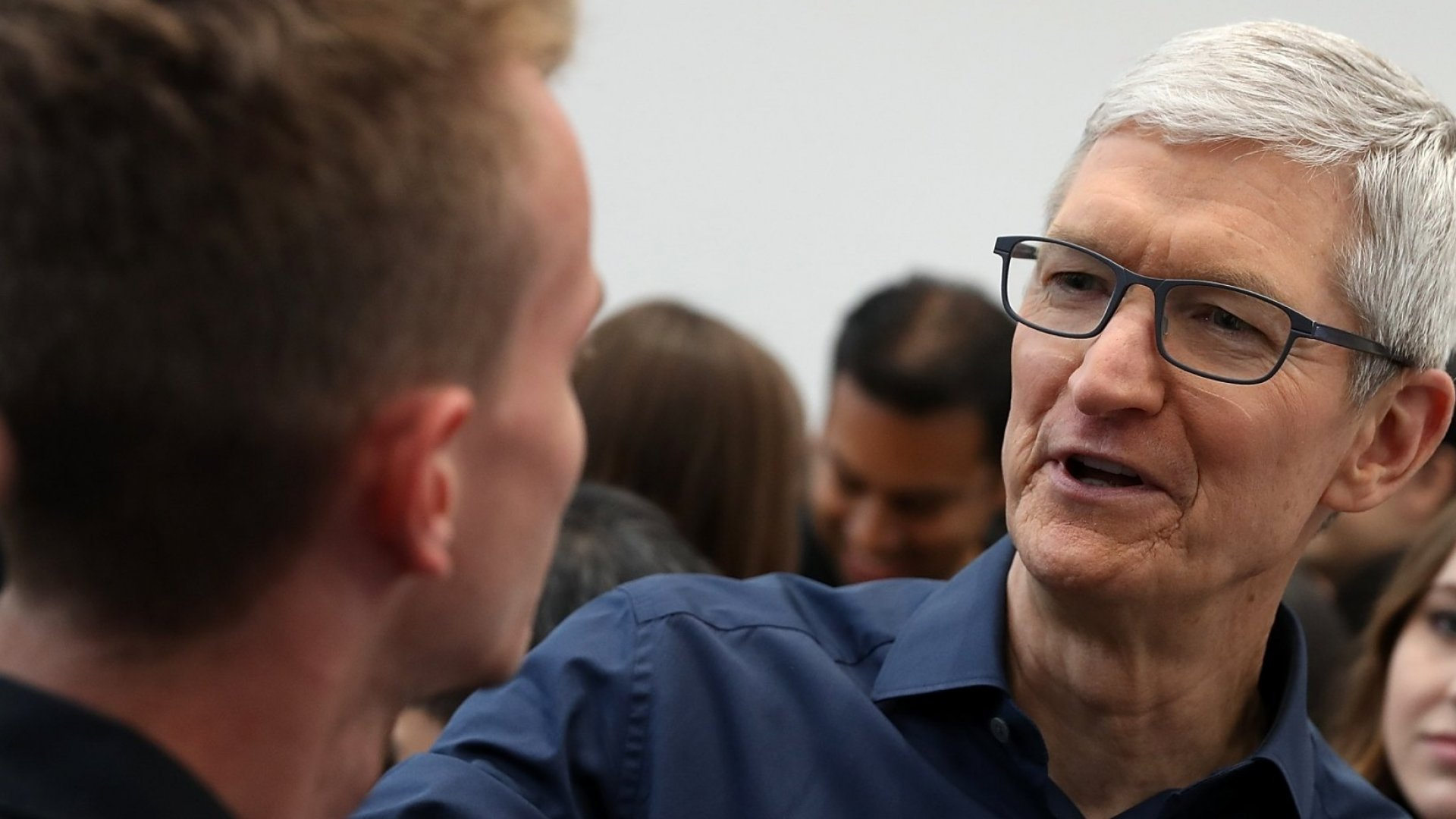 Apple Just AnnouncedIt's Responsible for 2.4 Million US Jobs. That's Not Even the Most Impressive Part