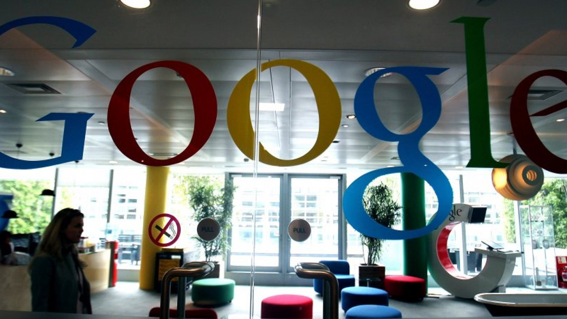 5 Reasons Googlers Think It's the Best Place to Work