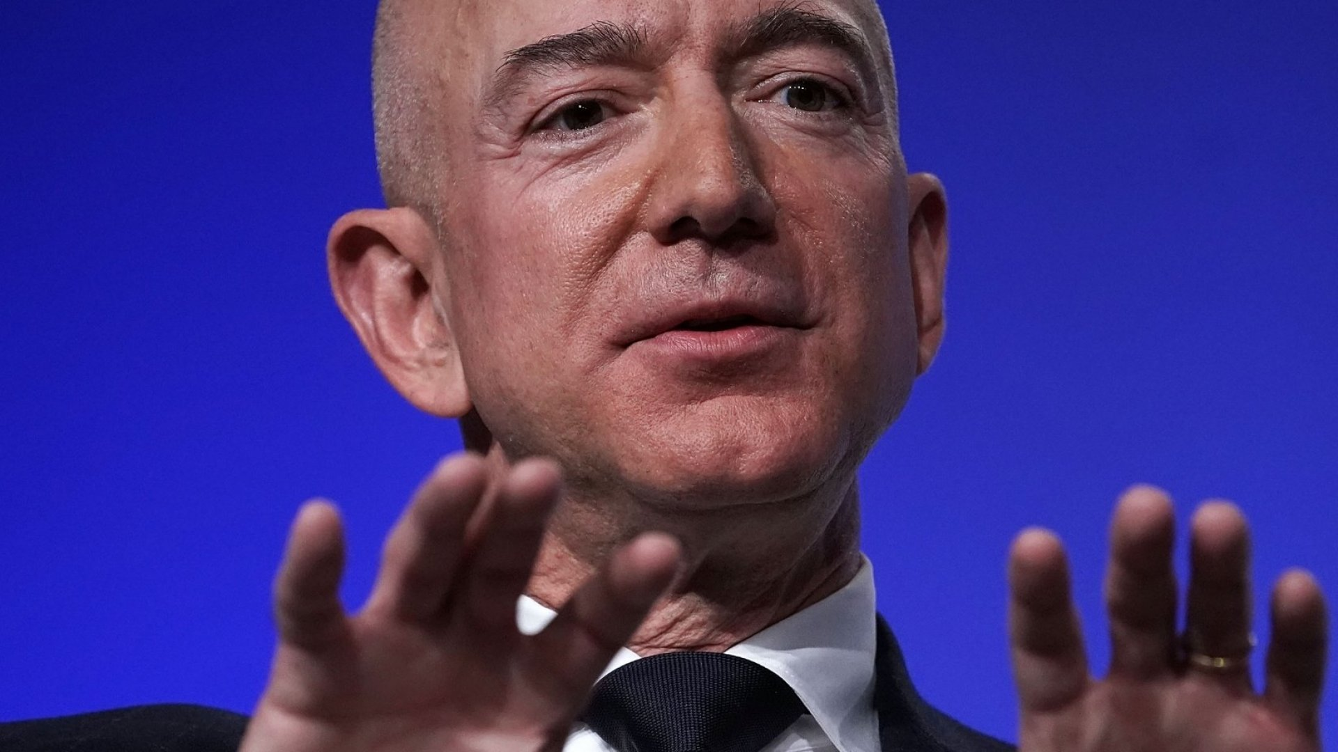 Jeff Bezos Just Revealed How the 'Smartest Guy at Princeton' Radically Changed His Life 34 Years Ago. (He Never Knew Until Now)