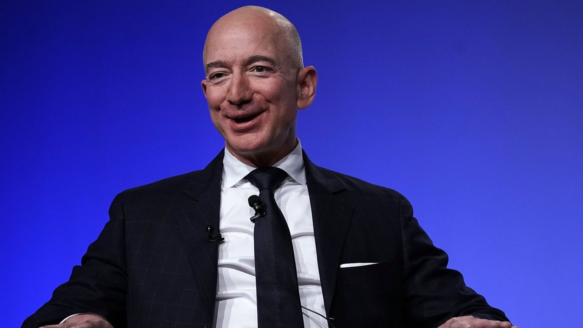 Jeff Bezos Says Forget Work-Life Balance: Here's What Entrepreneurs Should Do Instead