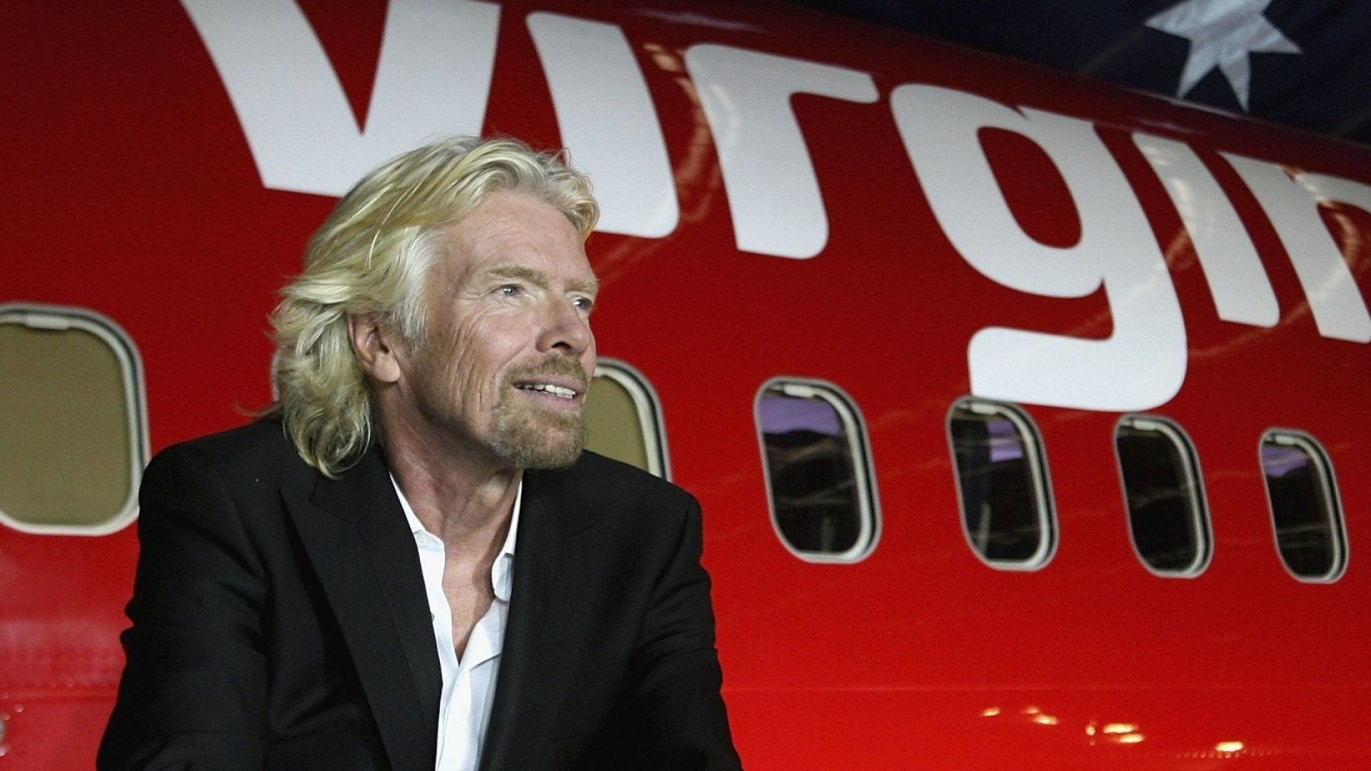 This Is the 1 Thing Richard Branson Wishes He Could Do Over Again