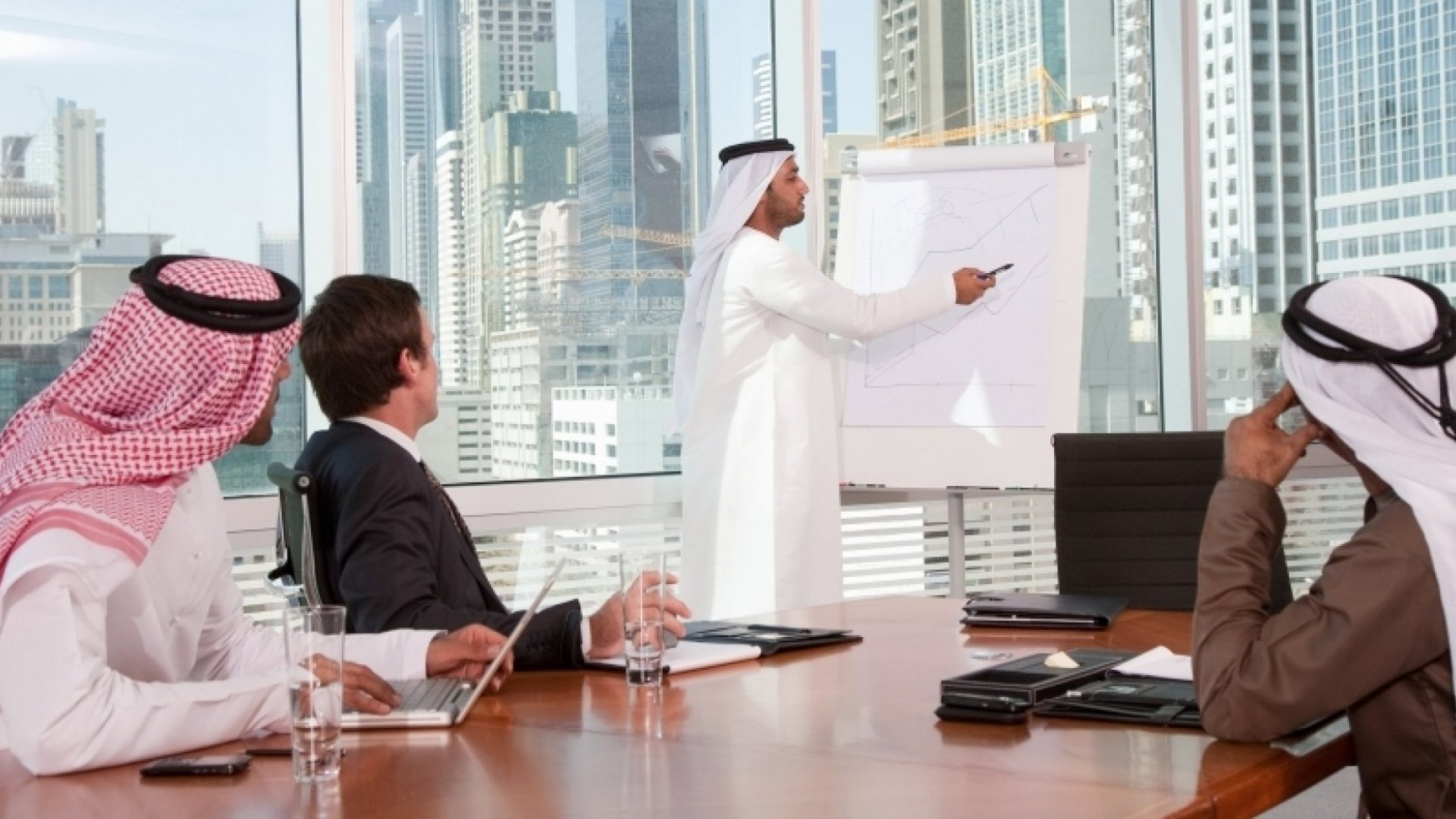 Entrepreneurship in the Middle East: New Land of Opportunity