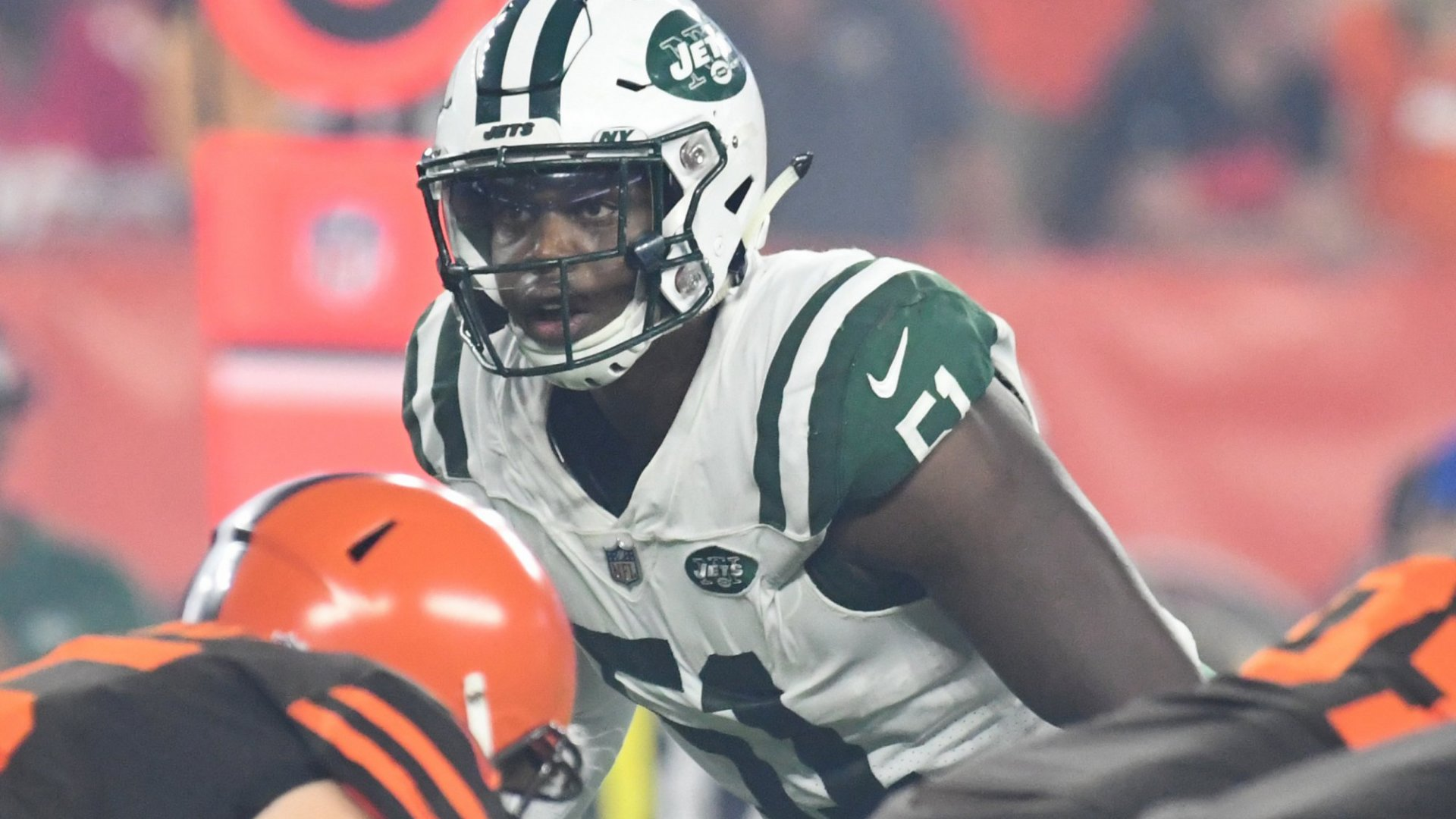 This New York Jets Linebacker Saves 90 Percent of His Salary--and Teaches These Money Management Lessons at Wharton