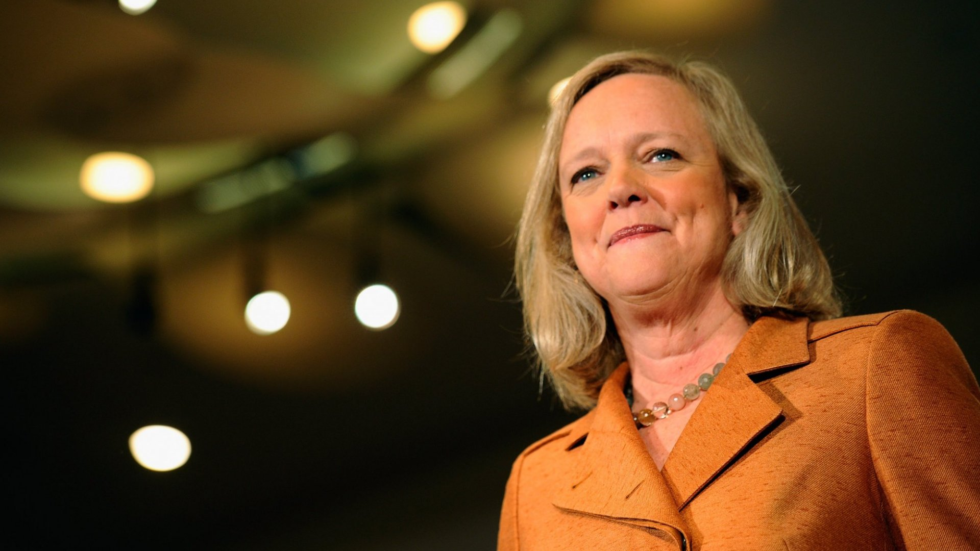 Meg Whitman: Obsess Over What Your Company Does Right, Not Wrong