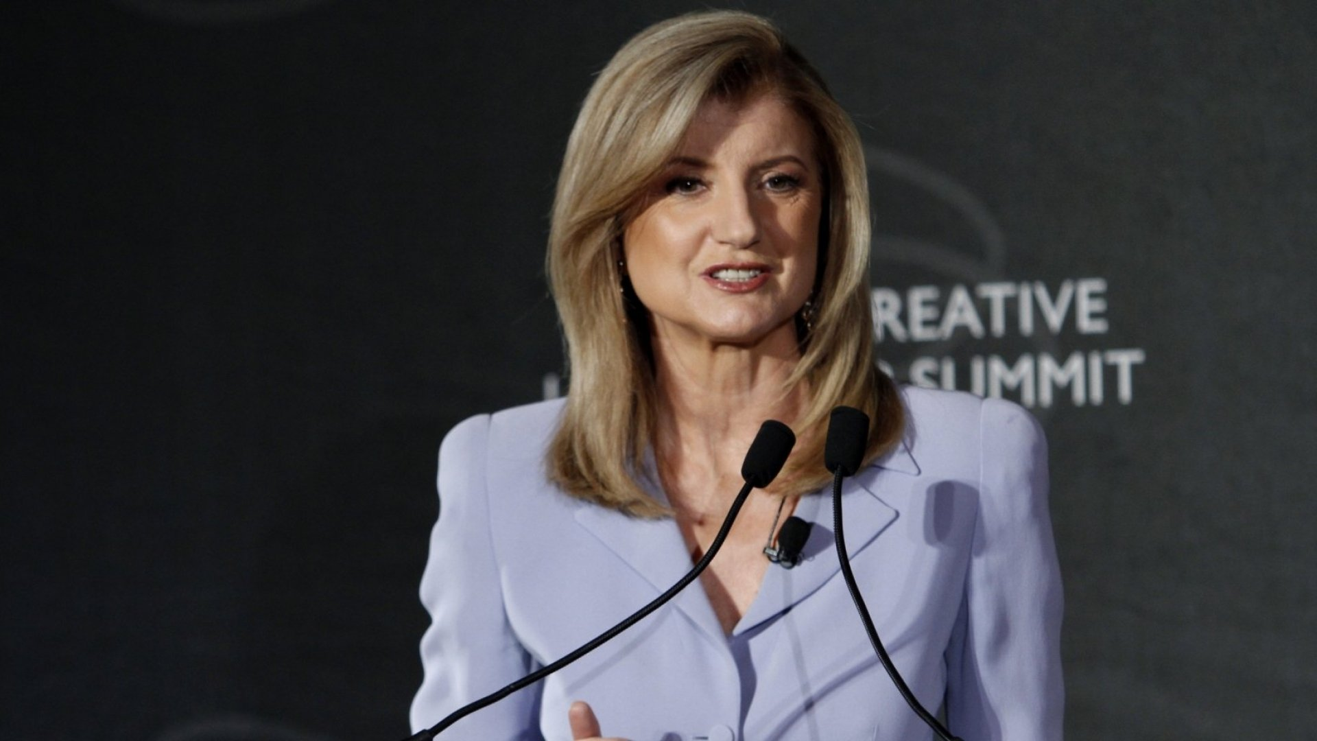 Arianna Huffington Says We Need to End the Burnout Epidemic (Here's How You Can Benefit)