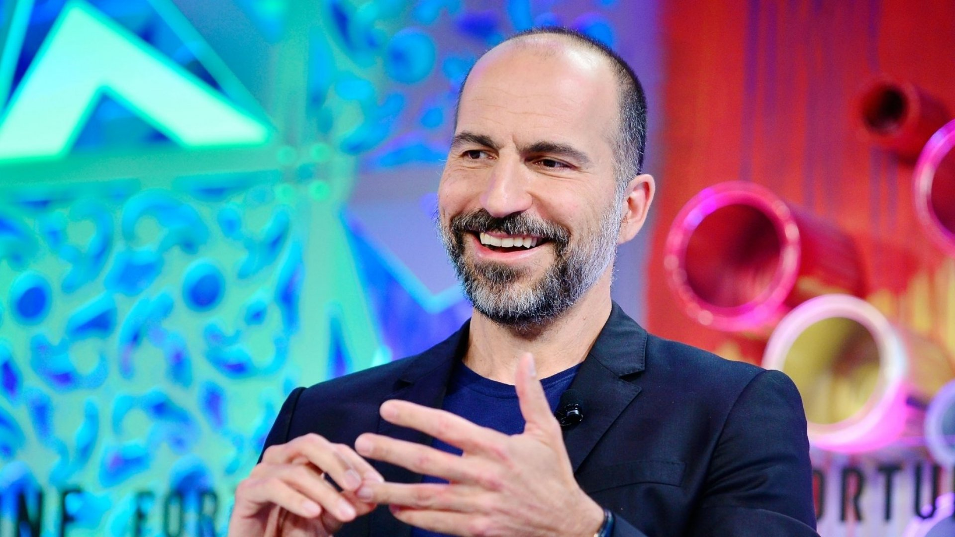 Uber Reports $1 Billion in Losses as CEO Downplays IPO Flop