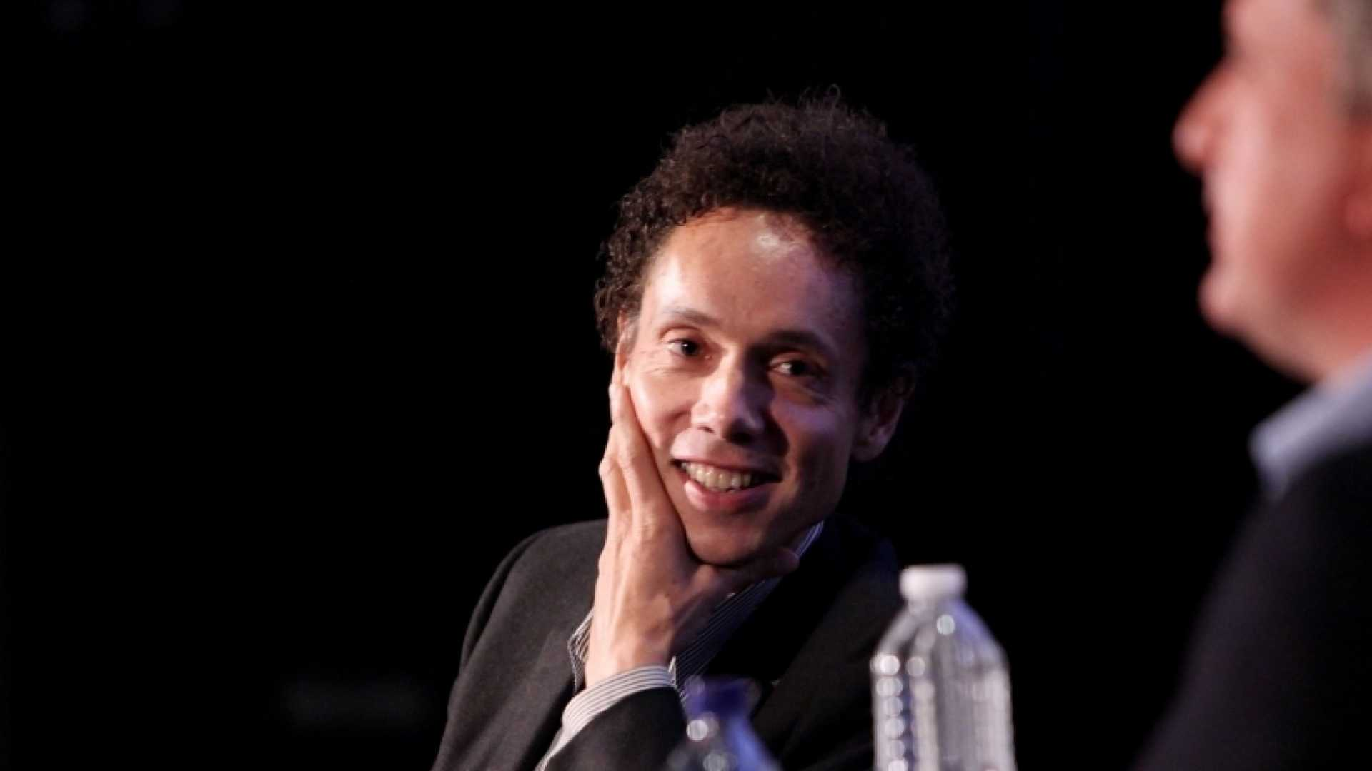 Malcolm Gladwell, author of <em>The Tipping Point</em>.