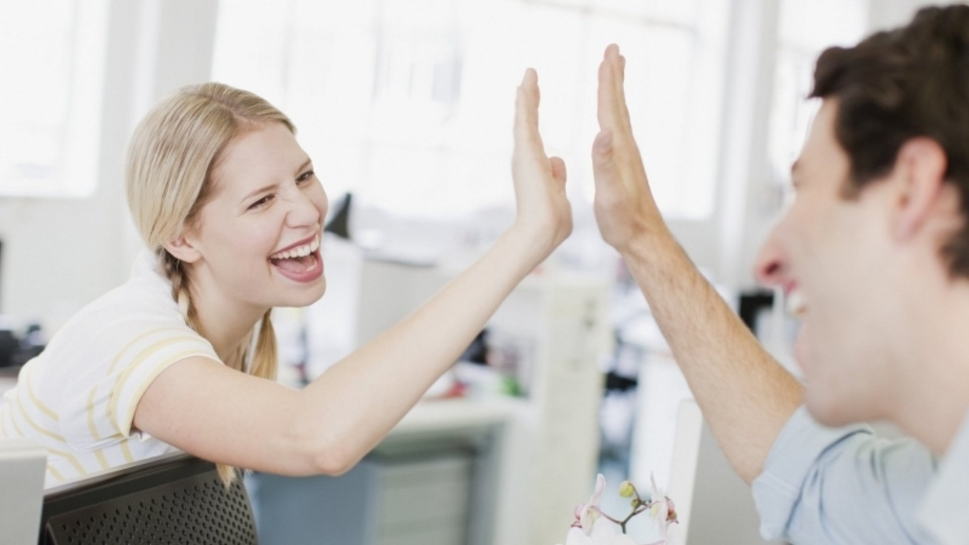 Help Your Employees Make Friends and Be Happy at Work