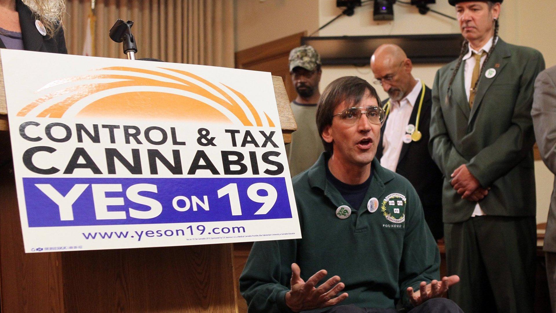 California Voters Legalize Recreational Marijuana, Opening Door to Commercial Sales