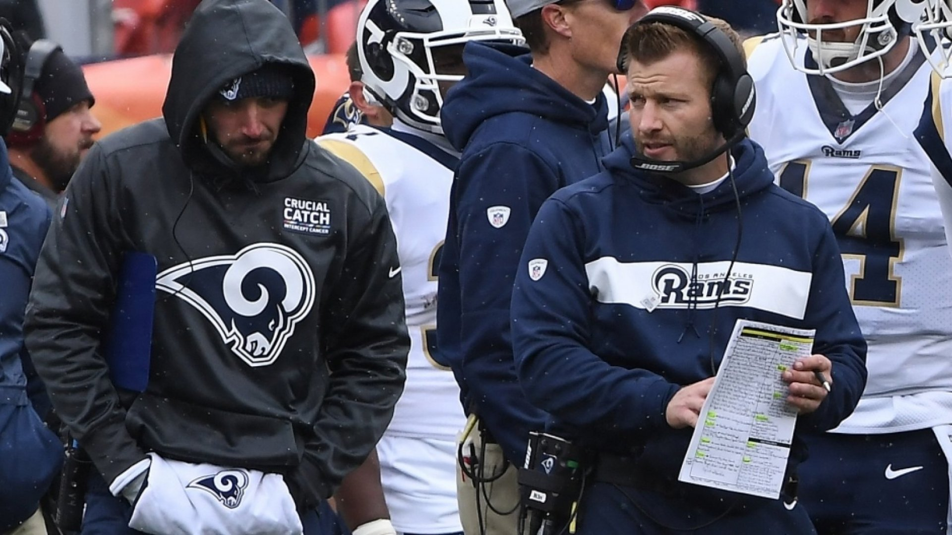 How the Rams Coach Keeps His Head in the Game? This Surprising and Savvy Hire Has Everything to Do With It