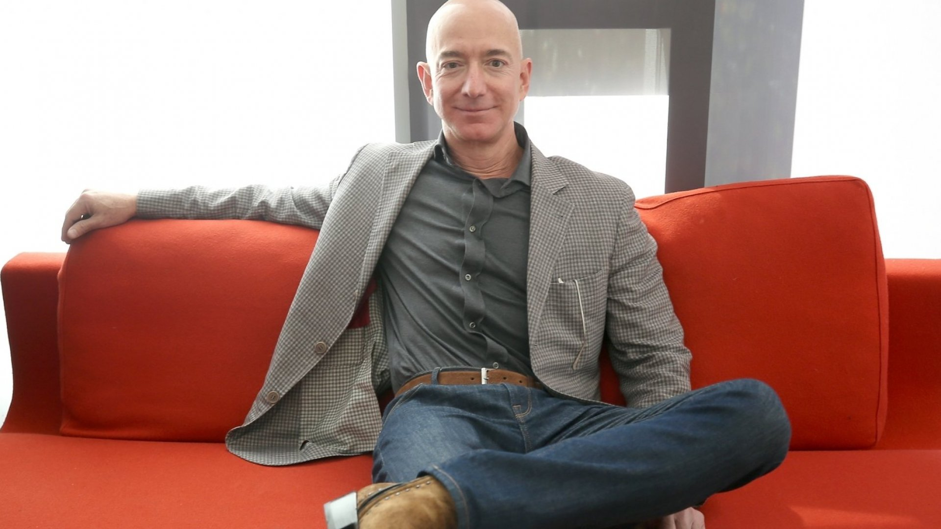 Jeff Bezos'Latest Shareholder Letter Makes the Case Against Too Much Efficiency