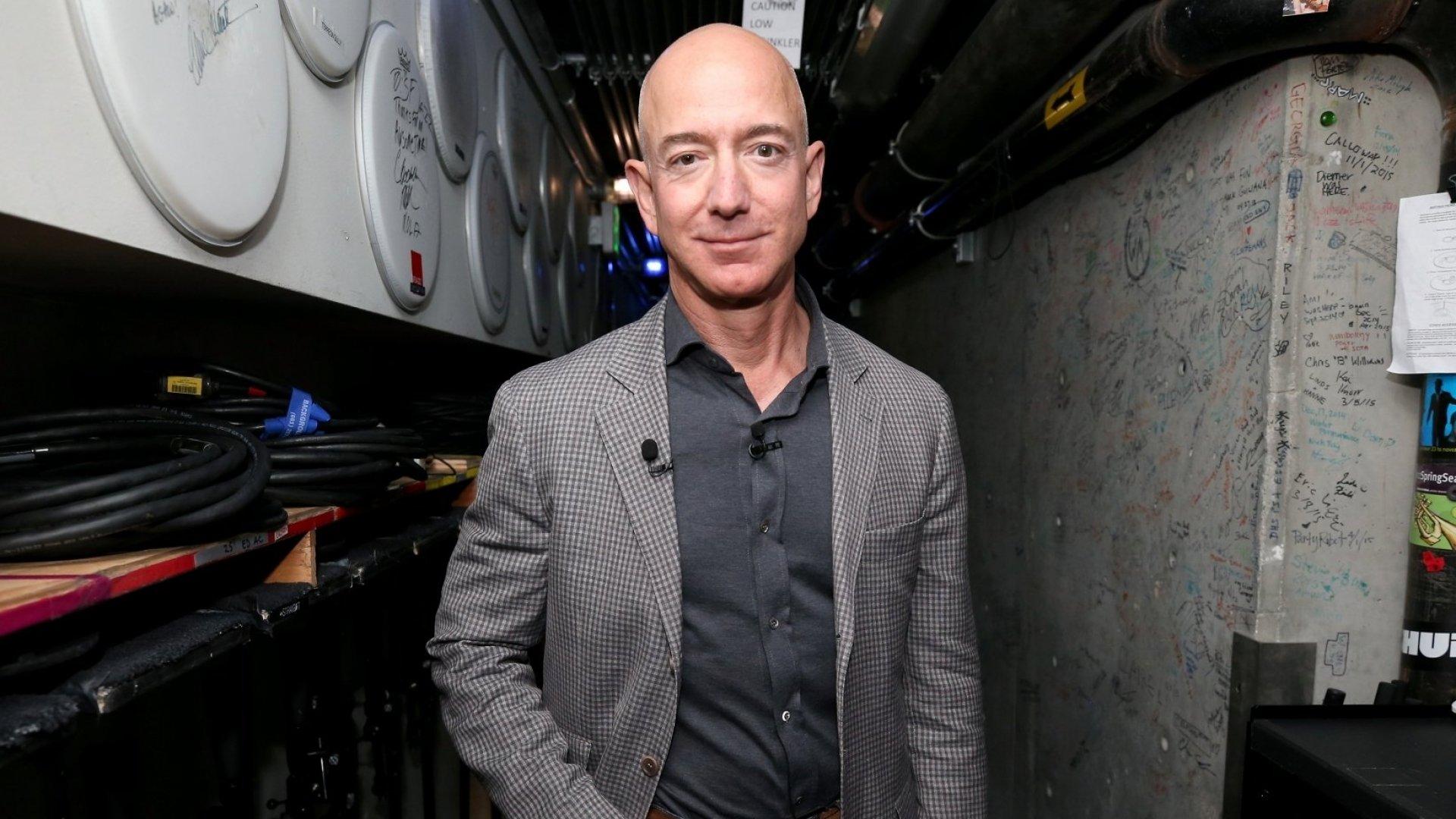 Jeff Bezos Wants to Know Where to Donate His Money. This 1 Idea Makes Perfect Sense
