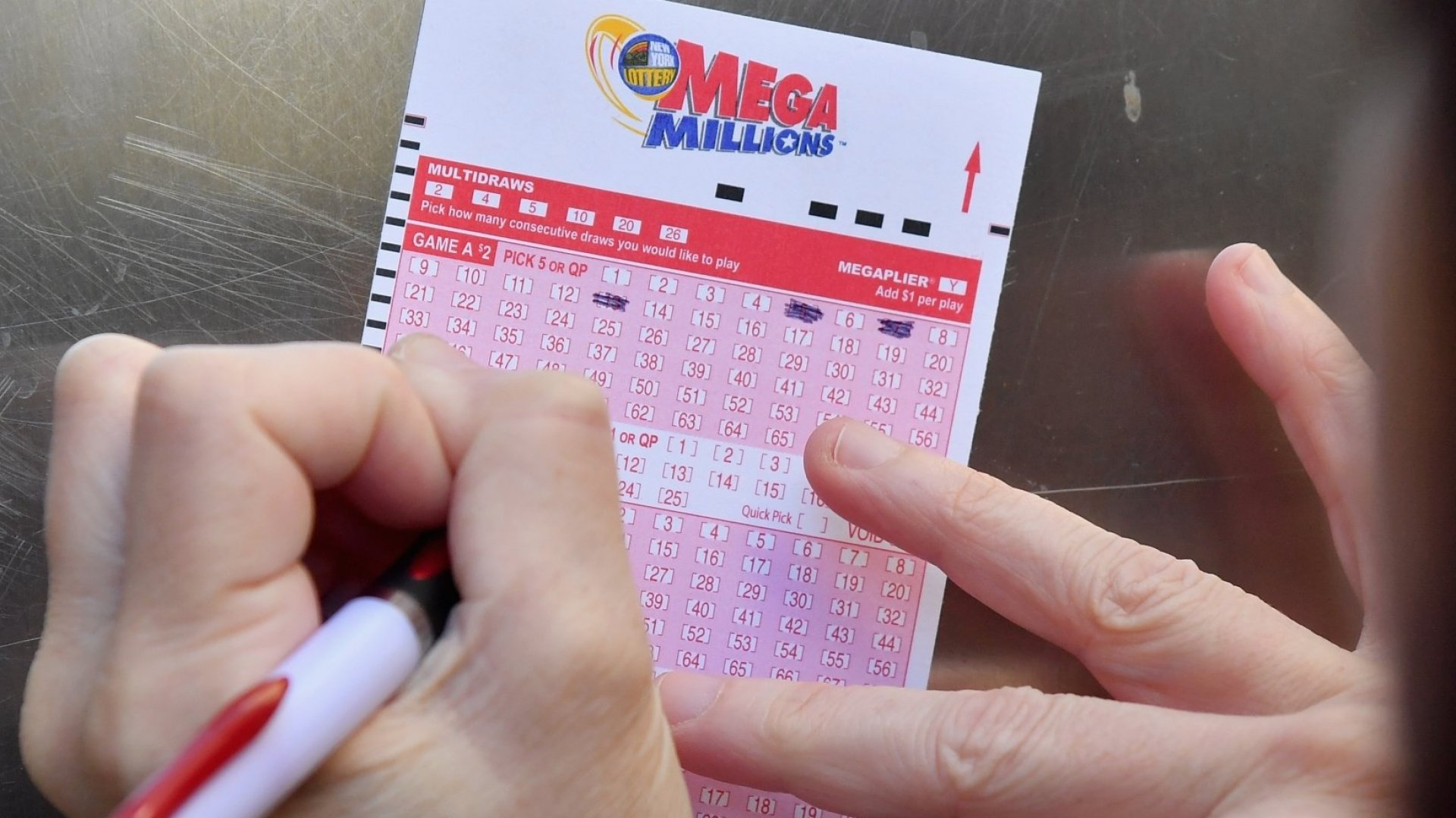 There's Only 1 Rule For Playing Lottery Pools at Work, But It's Extremely Important