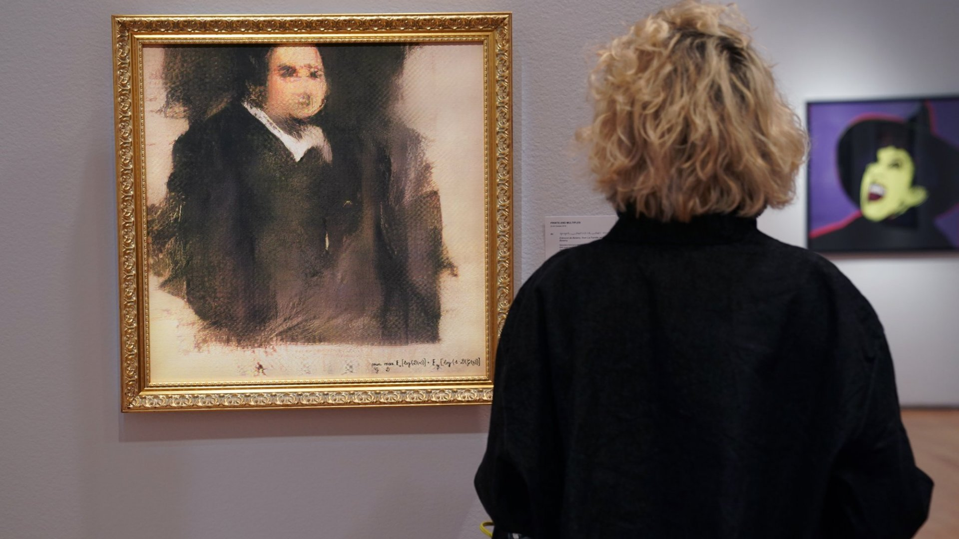 An AI Painting Sold for $432,500. Now a 19-Year-Old Claims Its Creators Used His Code--and Didn't Pay