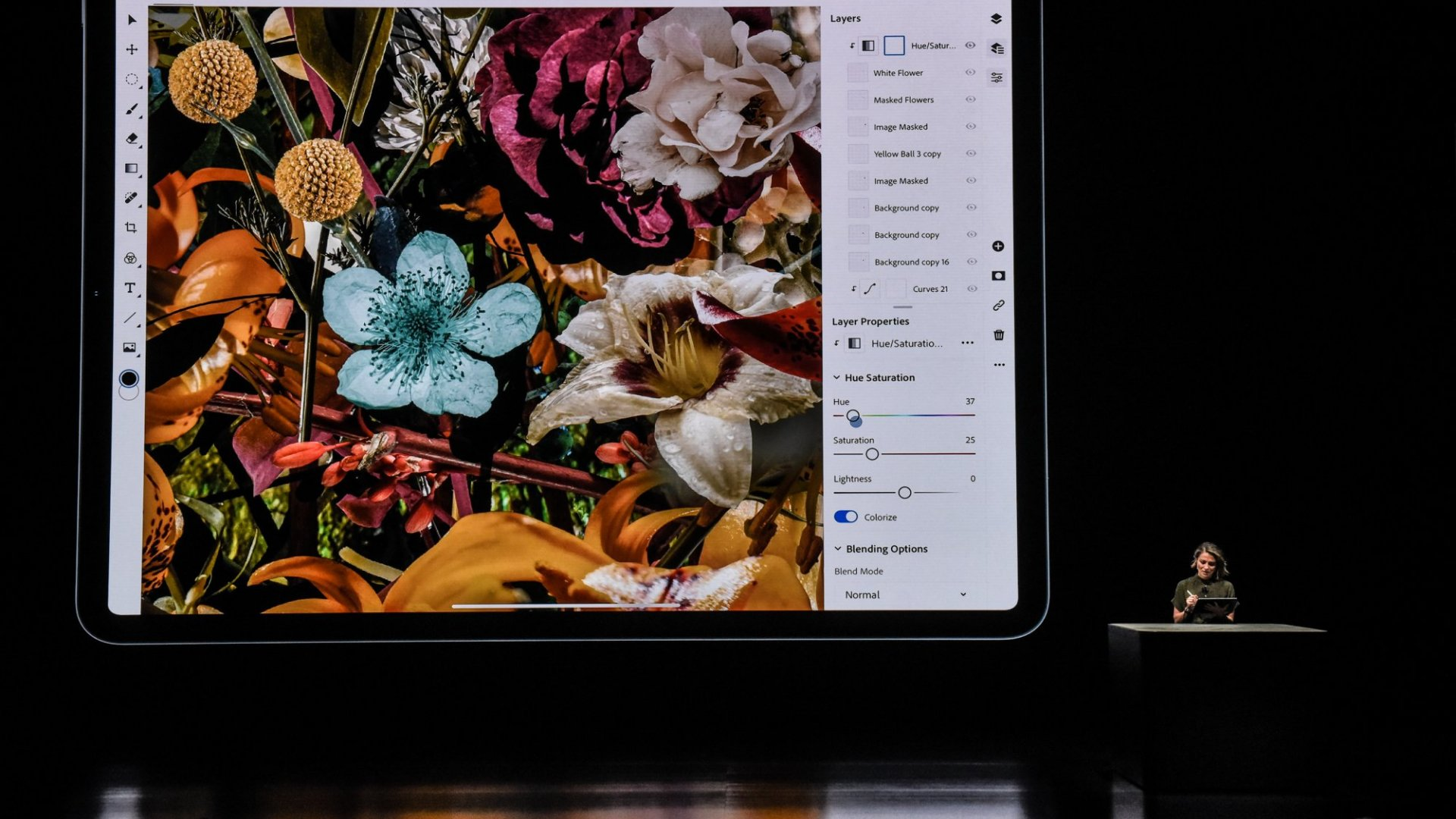 Finally, Adobe Released a Photoshop App for the iPad--and It's a Big Milestone
